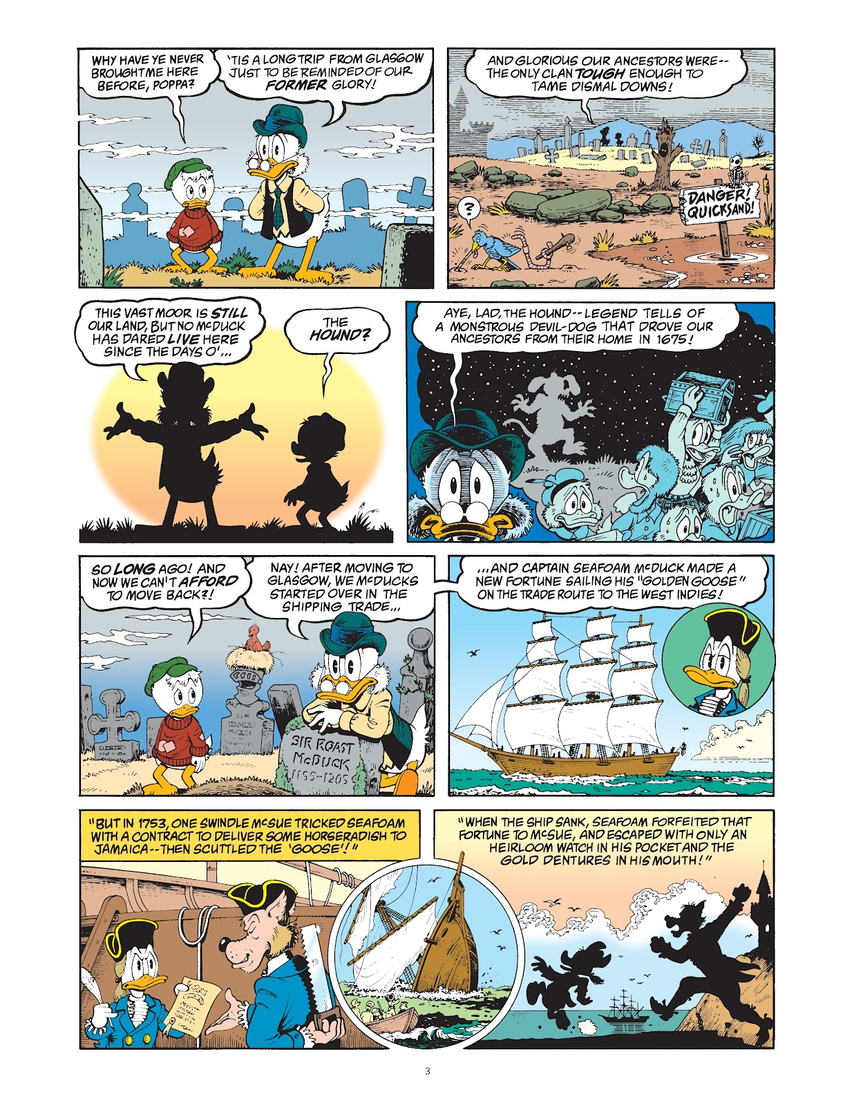Read online The Complete Life and Times of Scrooge McDuck comic -  Issue # TPB 1 (Part 1) - 11