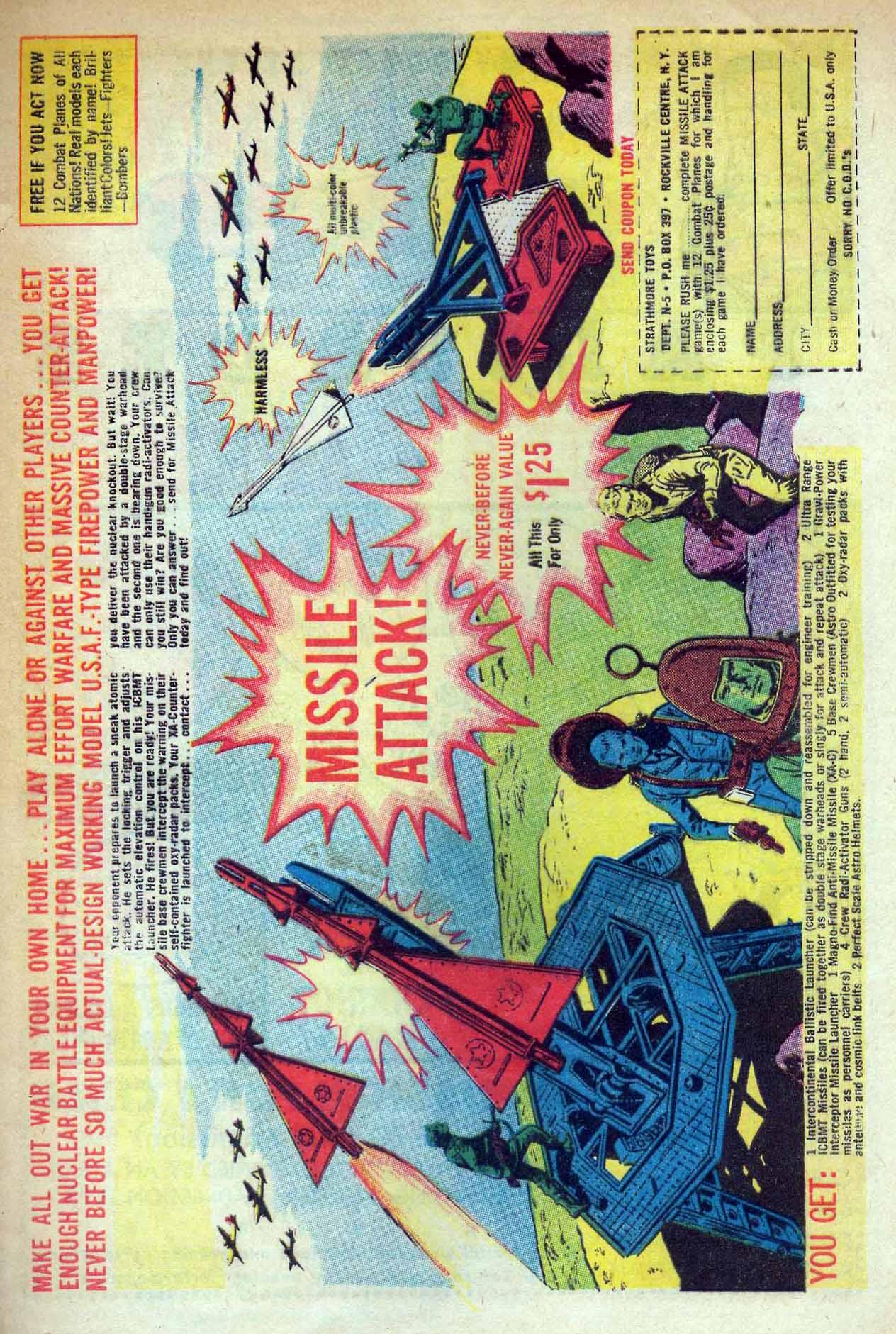 Read online Wonder Woman (1942) comic -  Issue #138 - 33