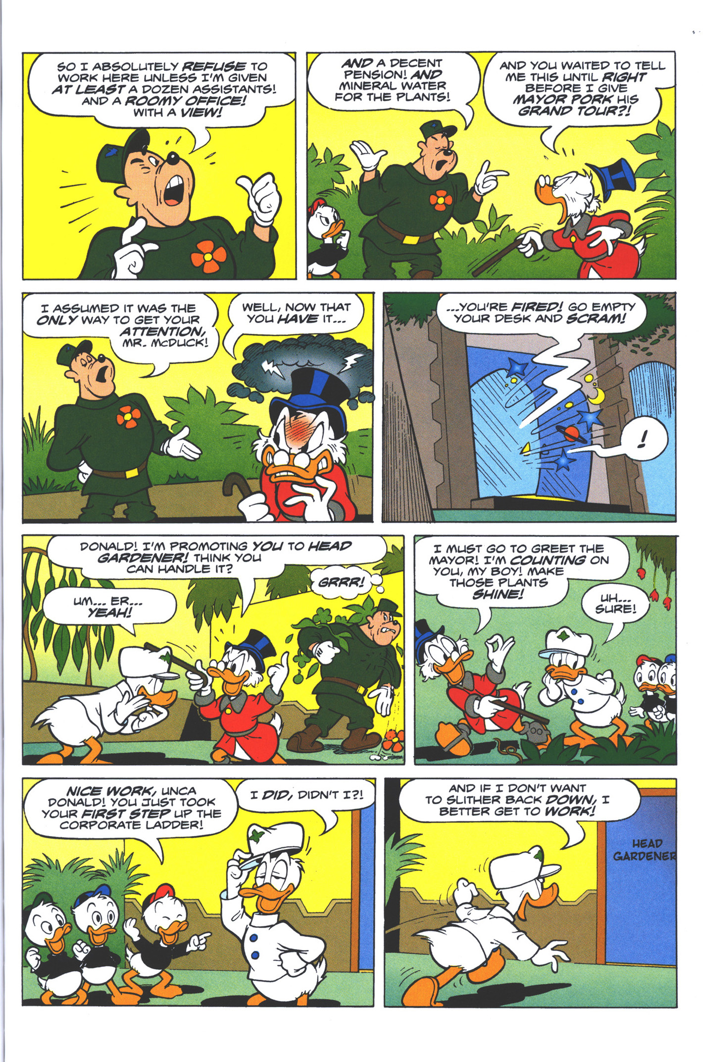 Read online Uncle Scrooge (1953) comic -  Issue #359 - 53