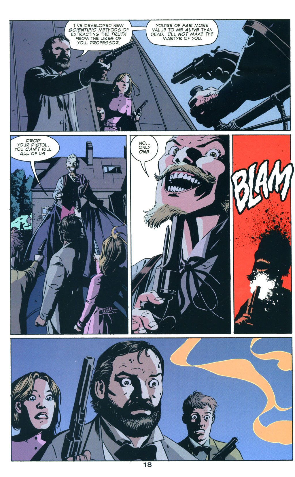 Read online Batman: Detective #27 comic -  Issue #27 TPB - 24
