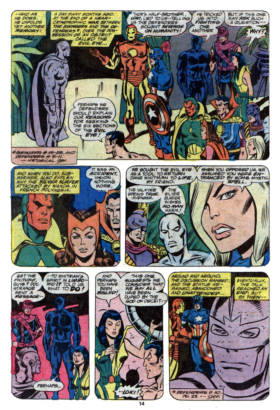 The Avengers (1963) 157 Page 8