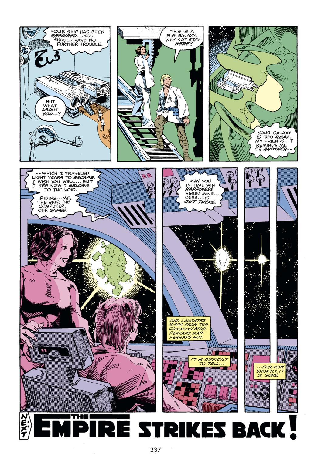 Read online Star Wars Omnibus comic -  Issue # Vol. 14 - 235