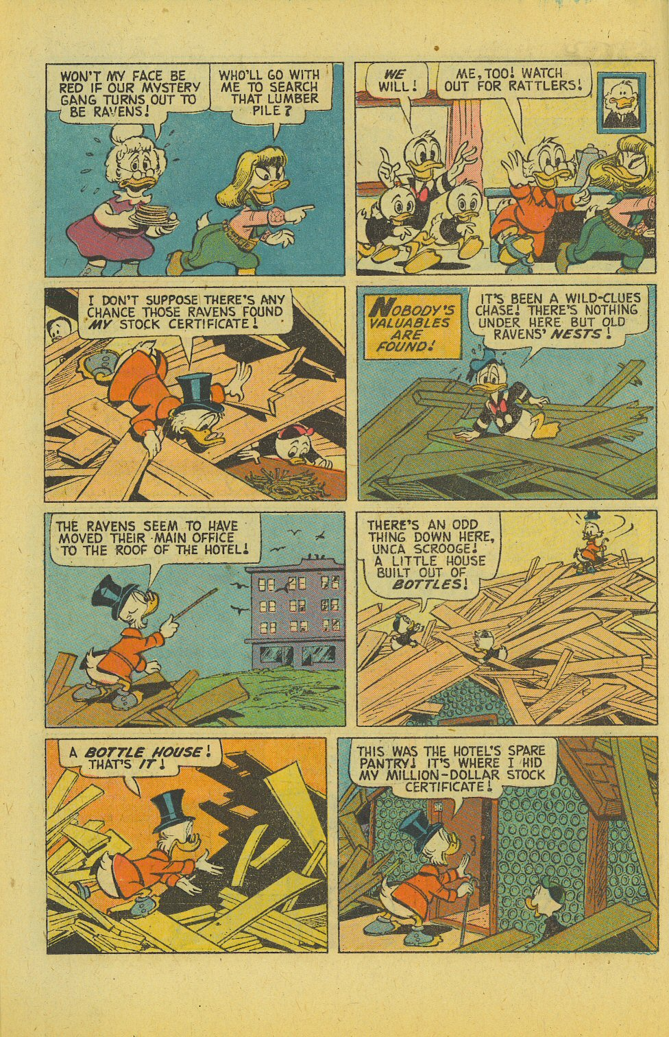 Read online Uncle Scrooge (1953) comic -  Issue #122 - 22