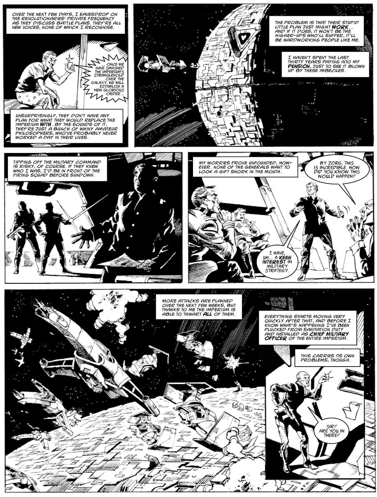 Judge Dredd Megazine (Vol. 5) issue 427 - Page 116
