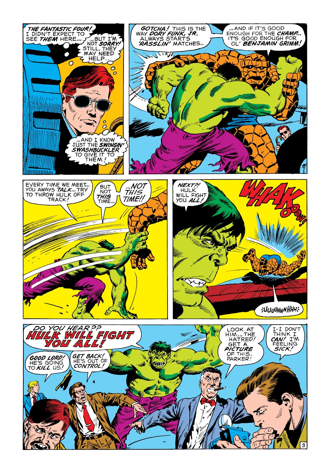 Read online Marvel Masterworks: The Incredible Hulk comic -  Issue # TPB 8 (Part 2) - 99