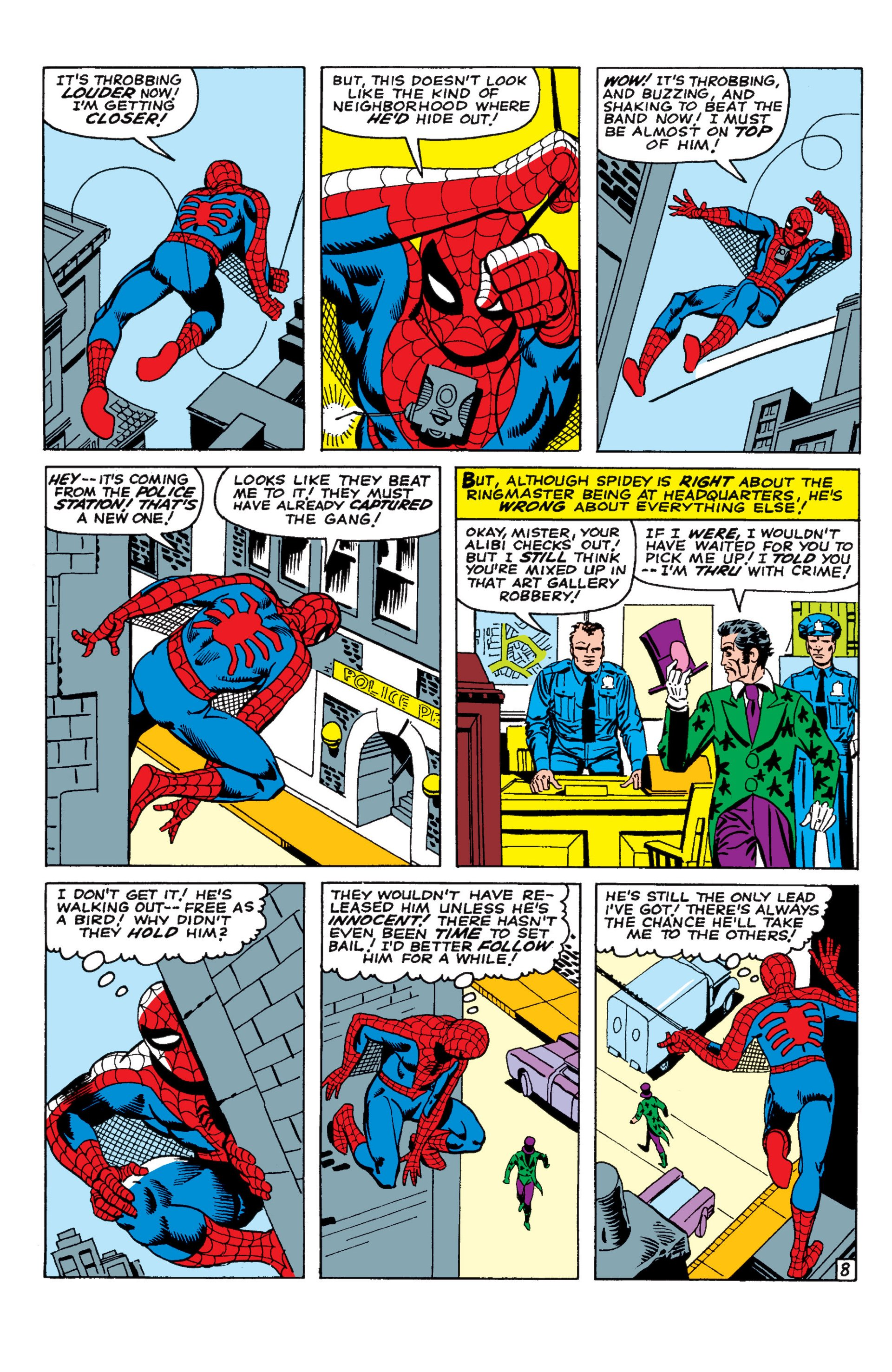 The Amazing Spider-Man (1963) 22 Page 8