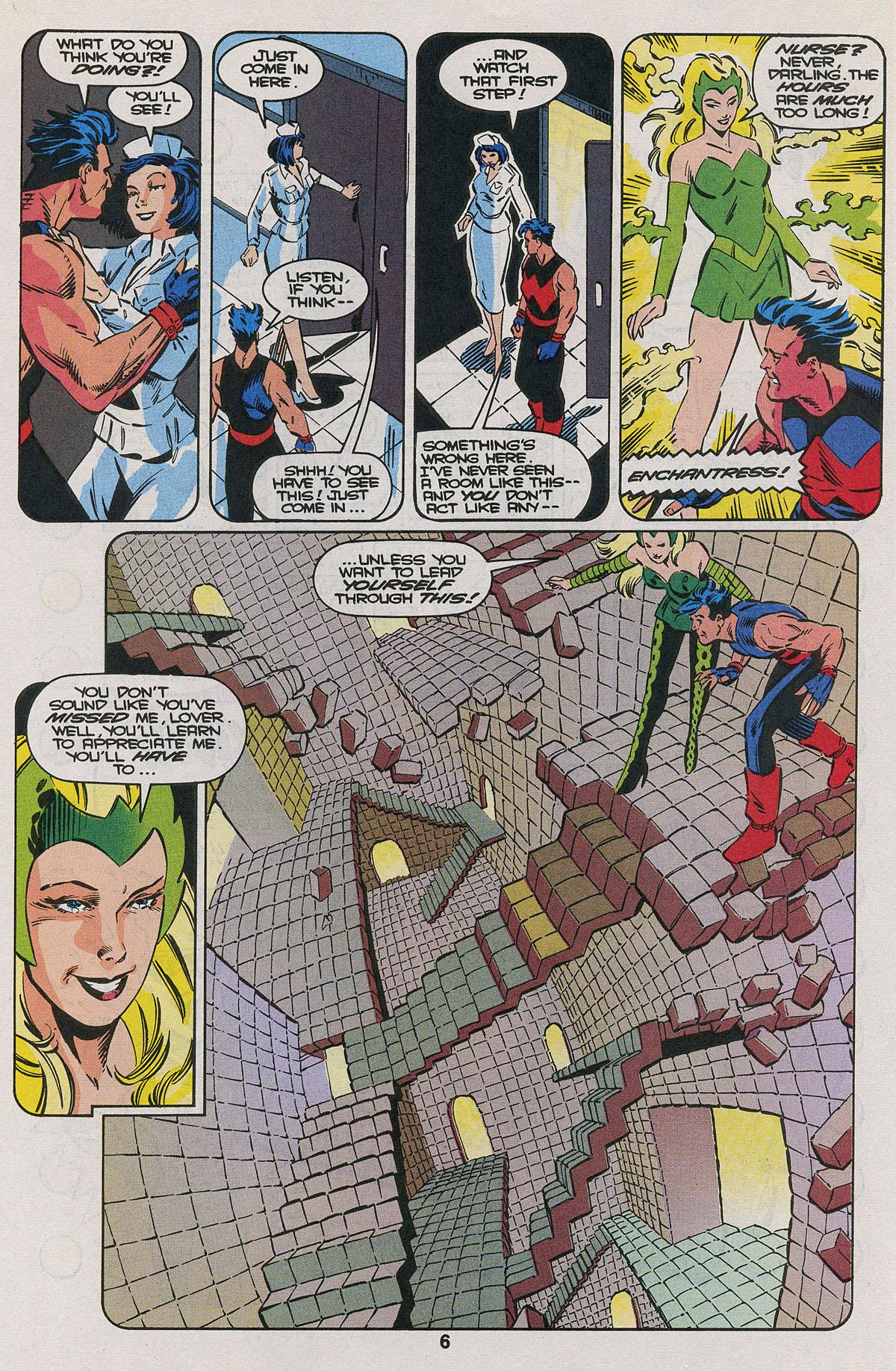 Read online Wonder Man (1991) comic -  Issue #22 - 6