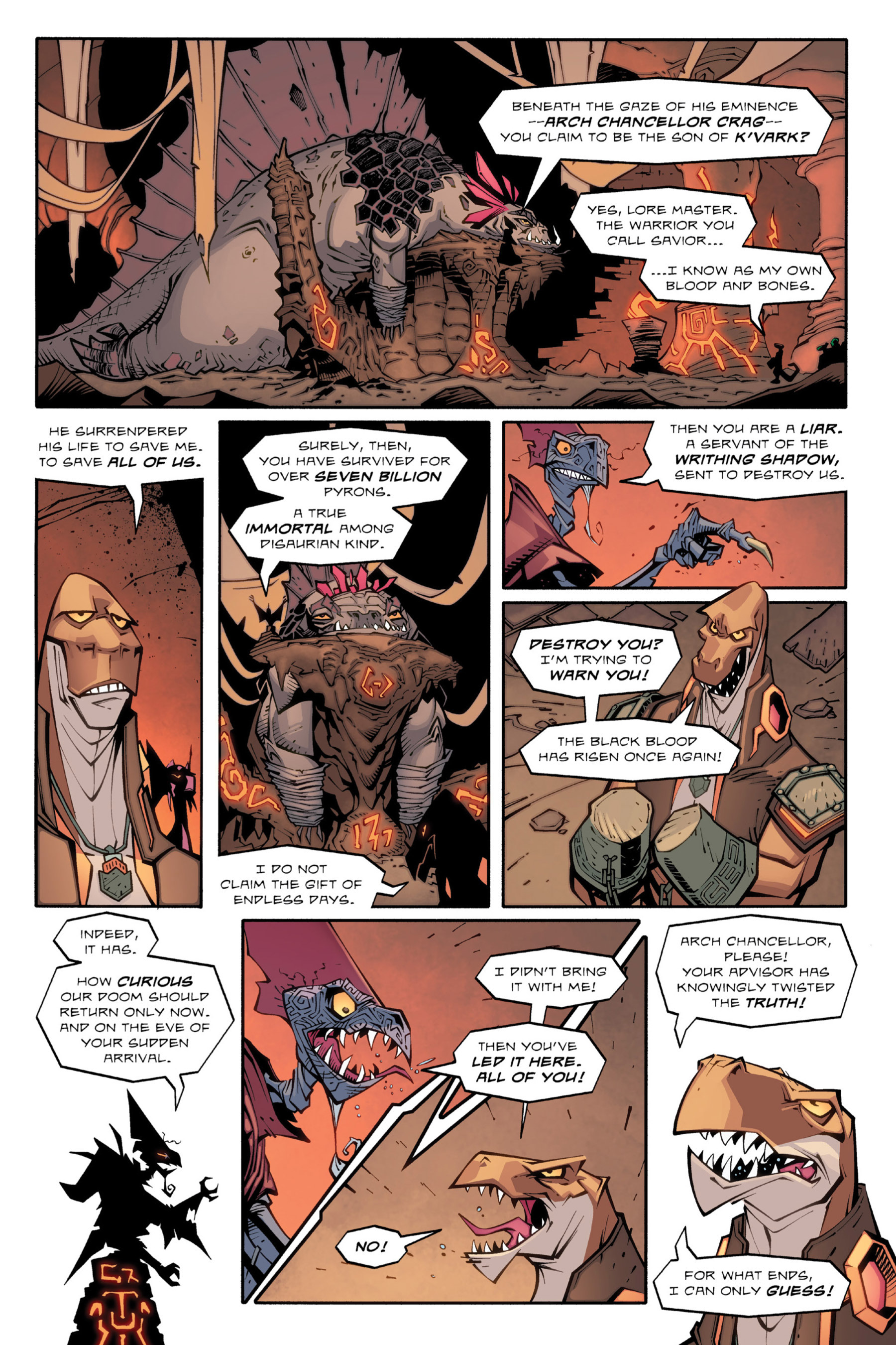 Read online Rexodus comic -  Issue # Full - 62