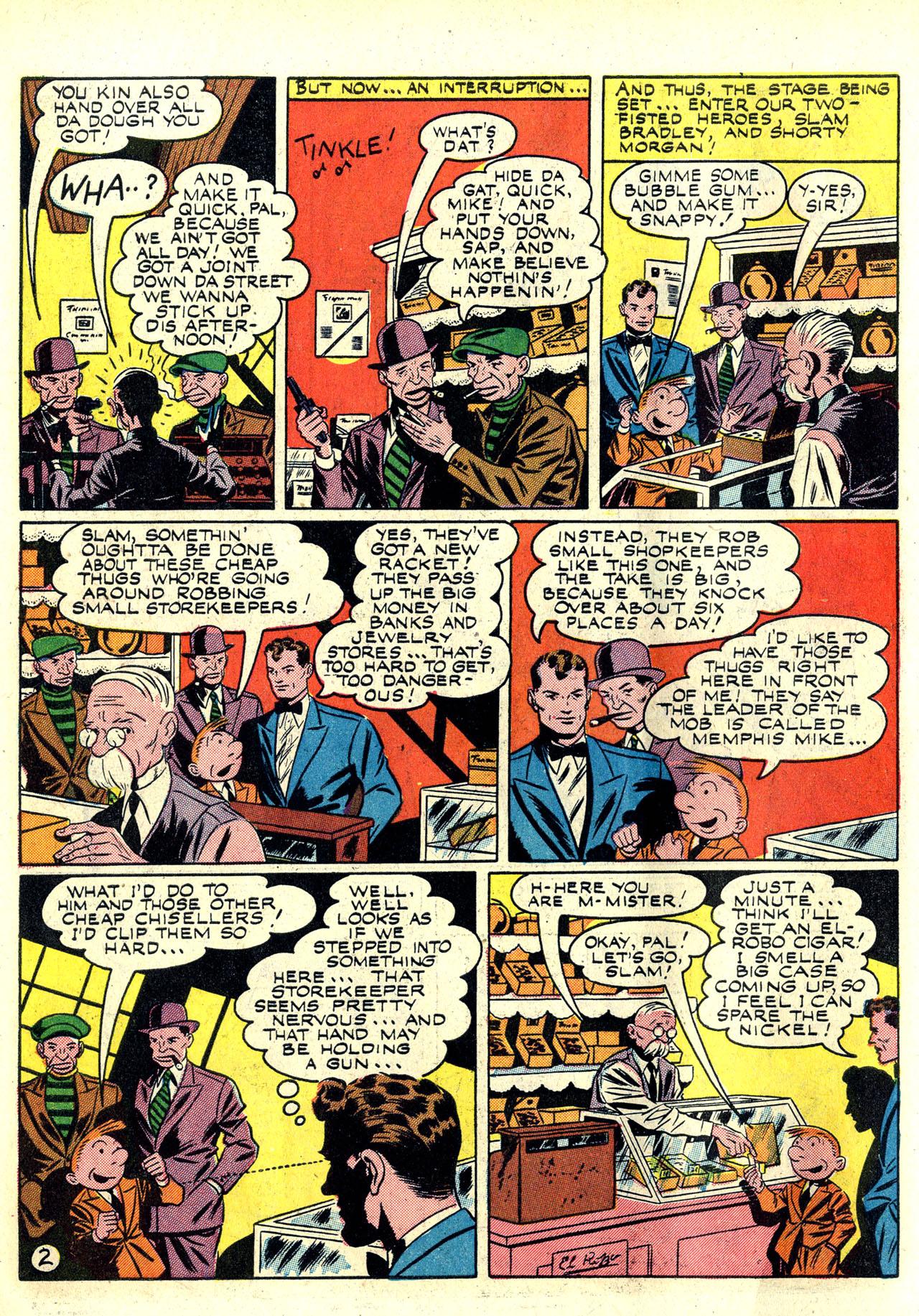 Read online Detective Comics (1937) comic -  Issue #78 - 18