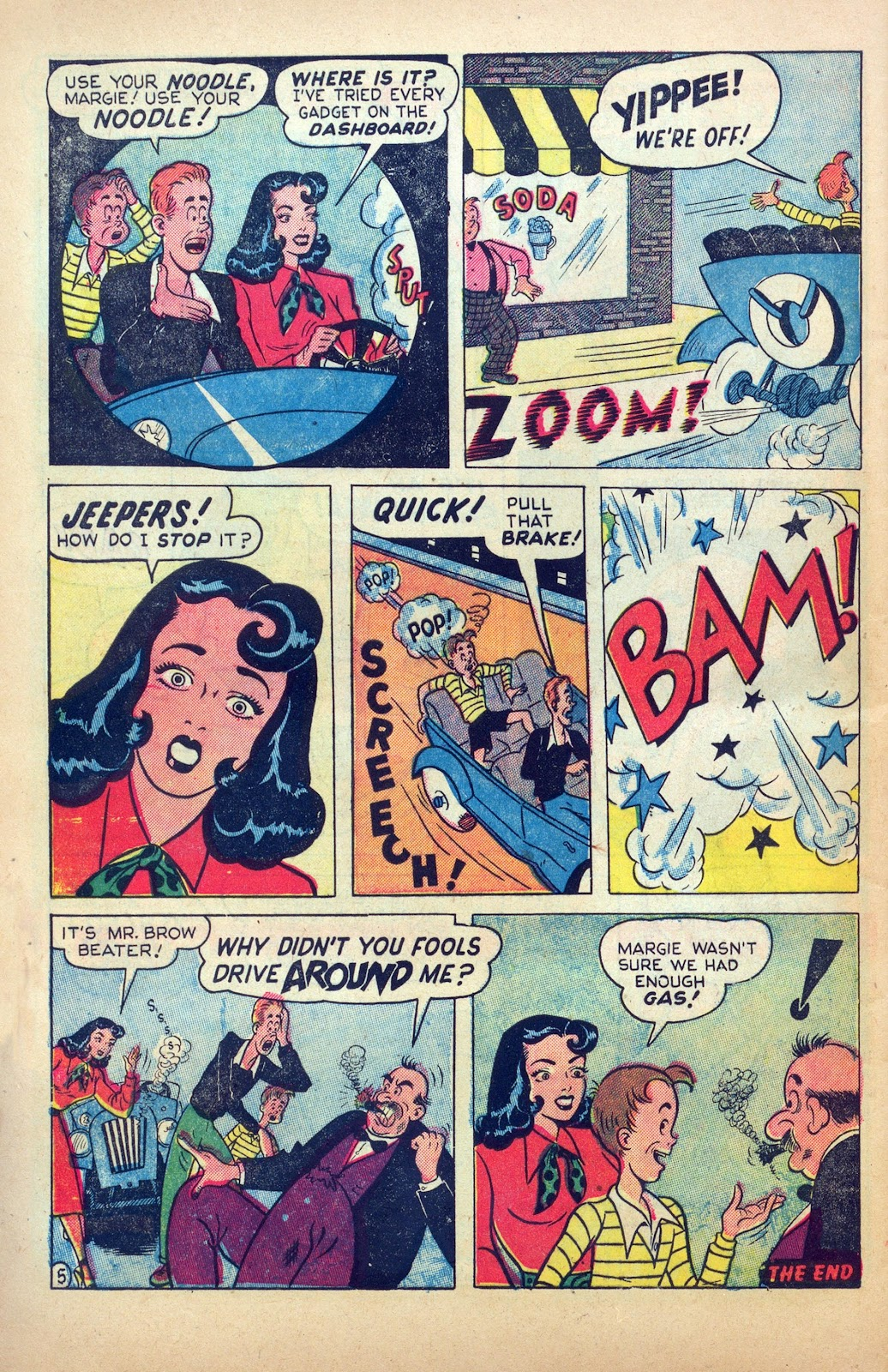 Read online Nellie The Nurse (1945) comic -  Issue #25 - 32