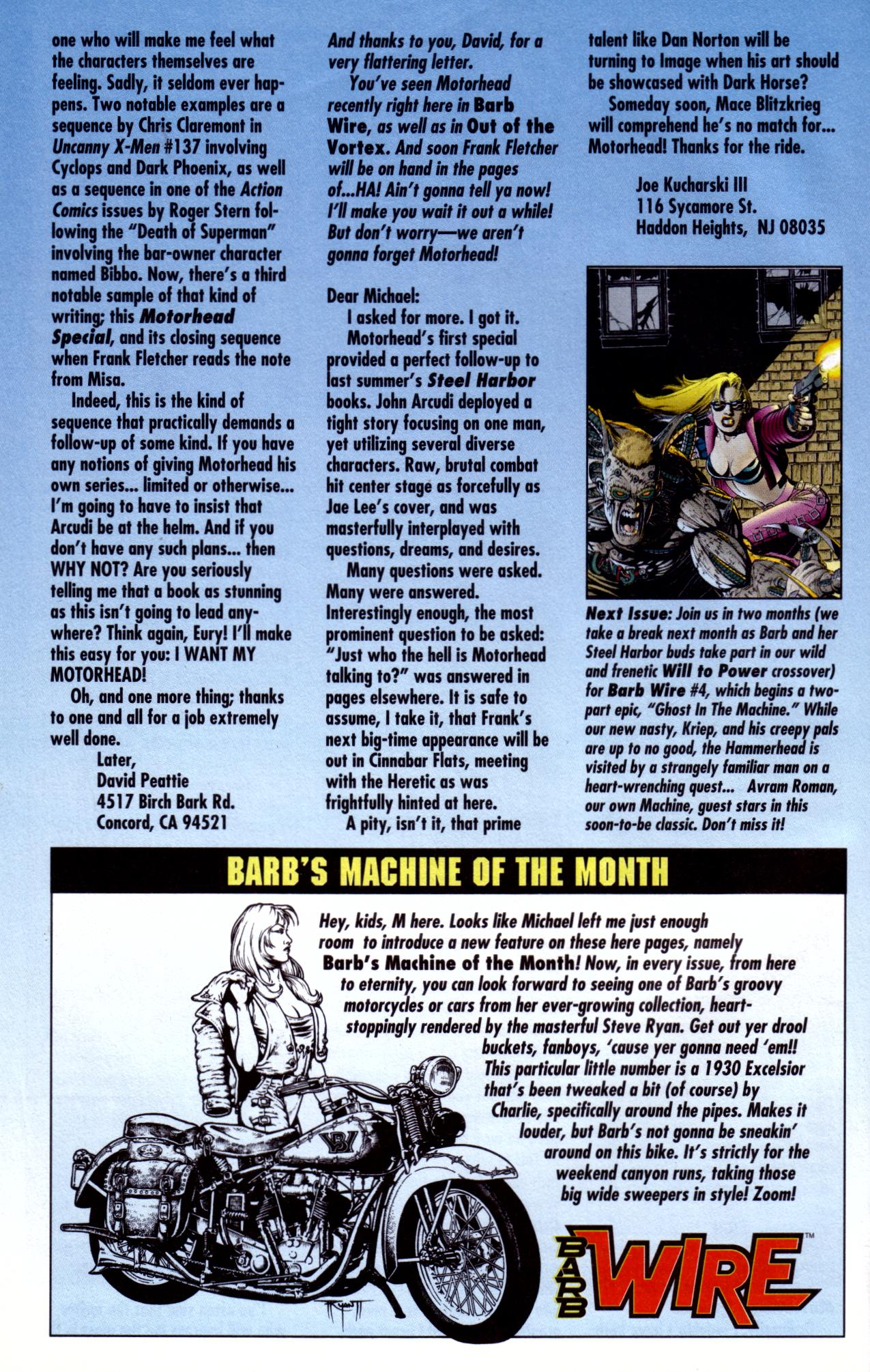 Barb Wire (1994) issue 3 - Page 25