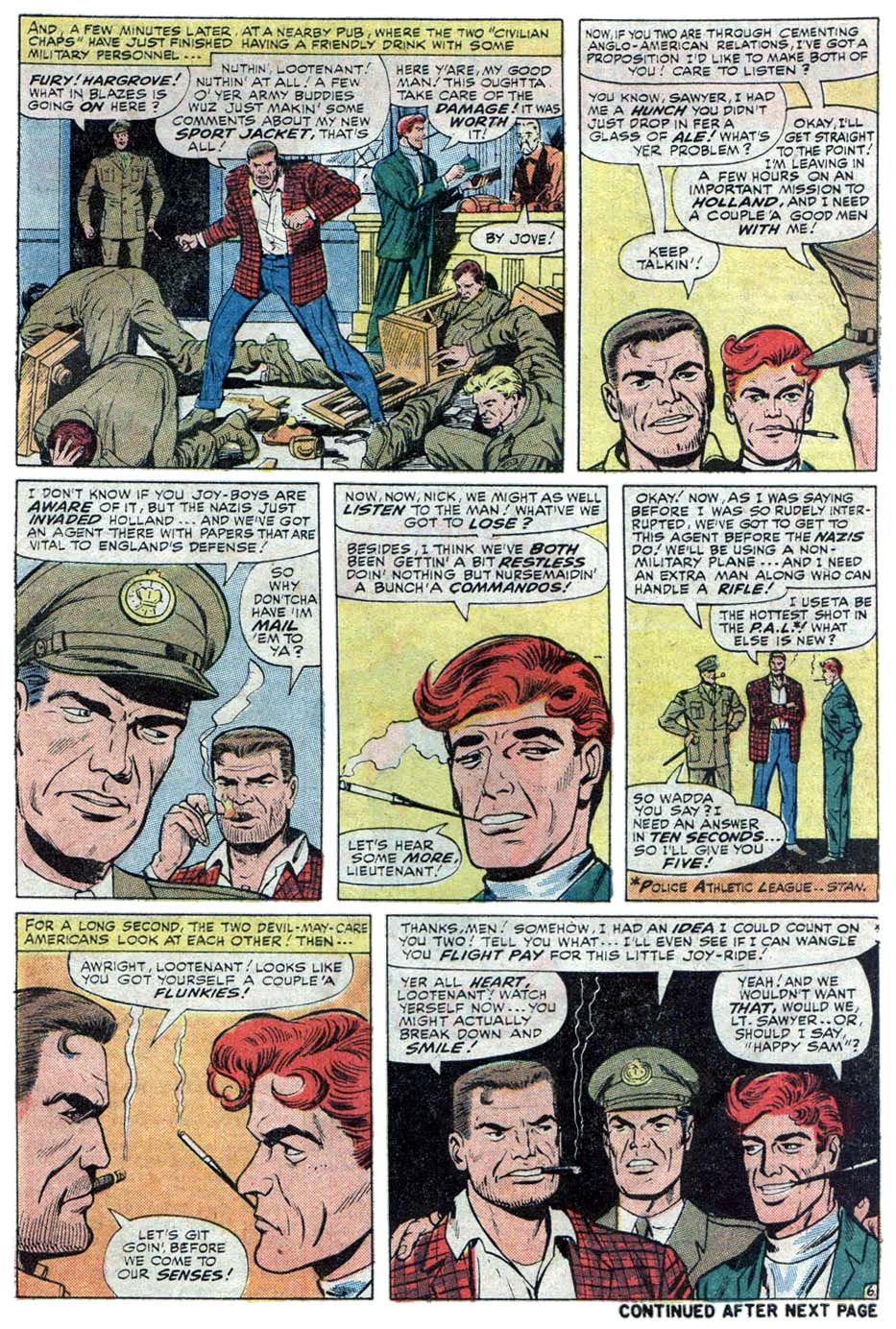 Read online Sgt. Fury comic -  Issue #101 - 9