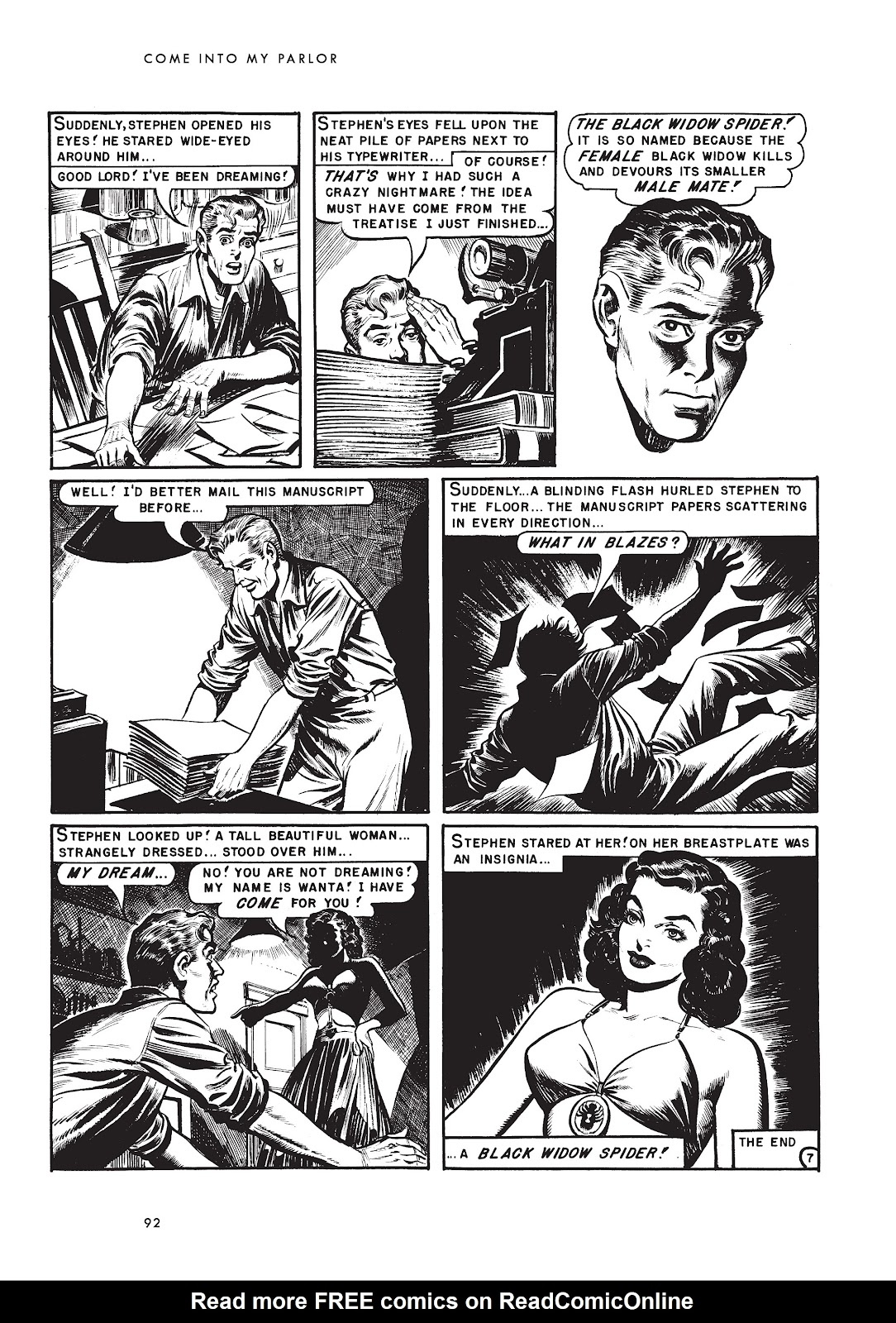 Read online The Martian Monster and Other Stories comic -  Issue # TPB (Part 2) - 7
