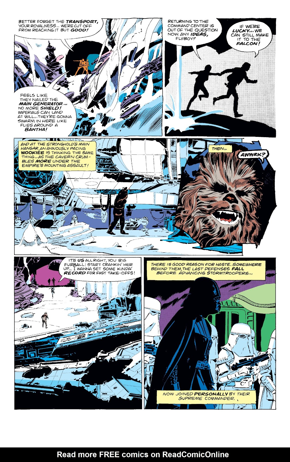 Read online Star Wars Legends: The Original Marvel Years - Epic Collection comic -  Issue # TPB 3 (Part 1) - 48