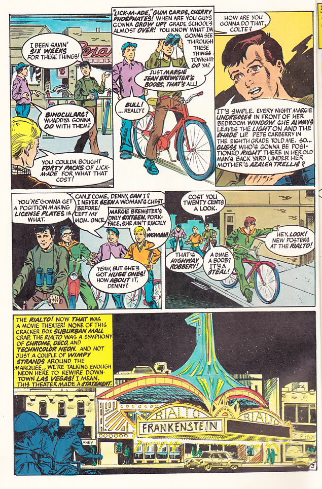 Read online Twisted Tales (1987) comic -  Issue # Full - 6