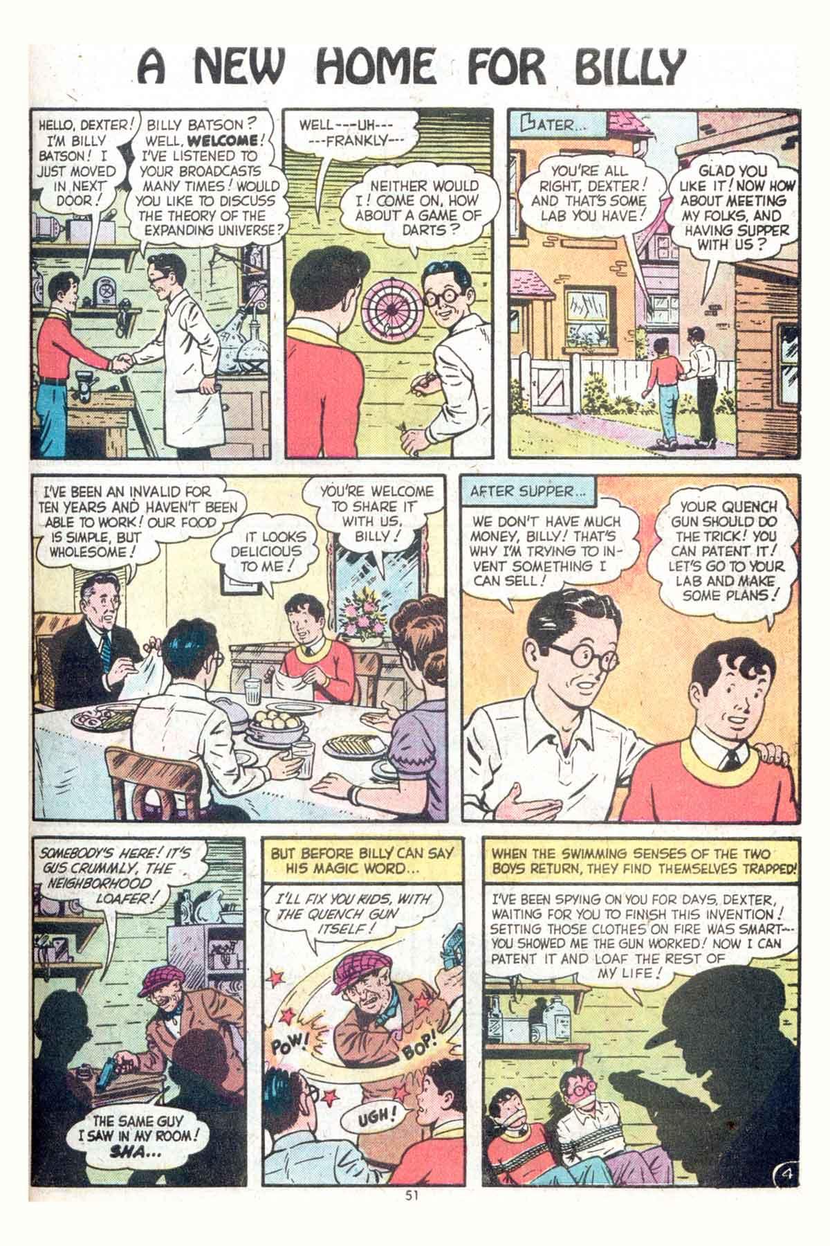 Read online Shazam! (1973) comic -  Issue #13 - 52