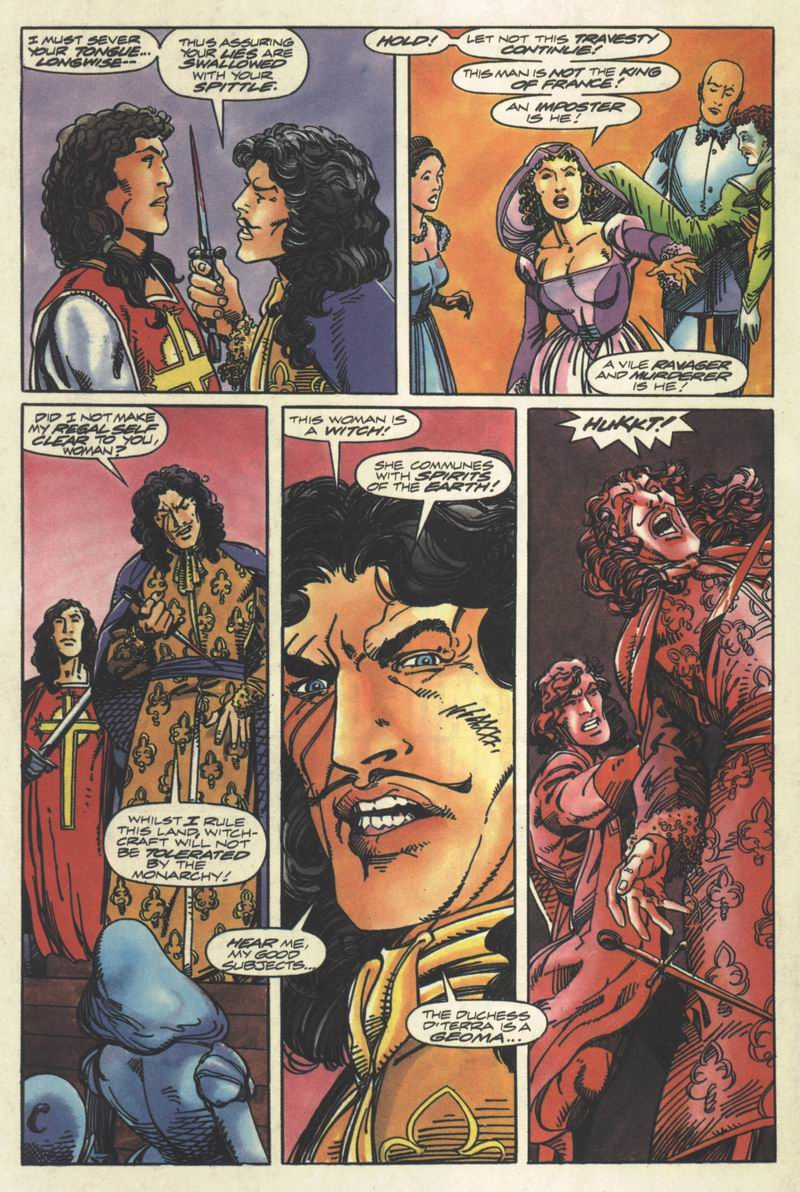 Read online Eternal Warrior (1992) comic -  Issue #8 - 26