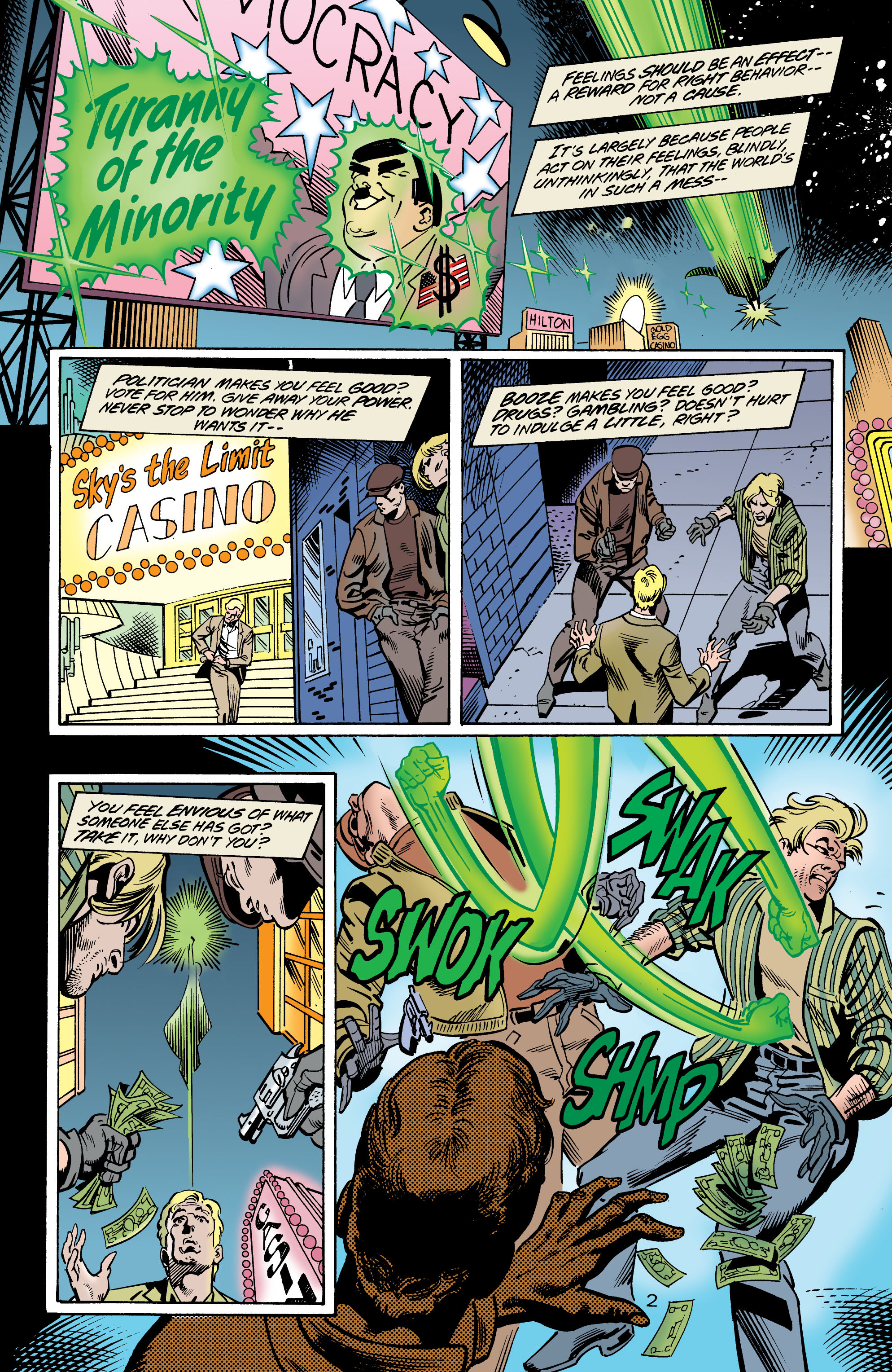 Read online Anarky (1999) comic -  Issue #2 - 3