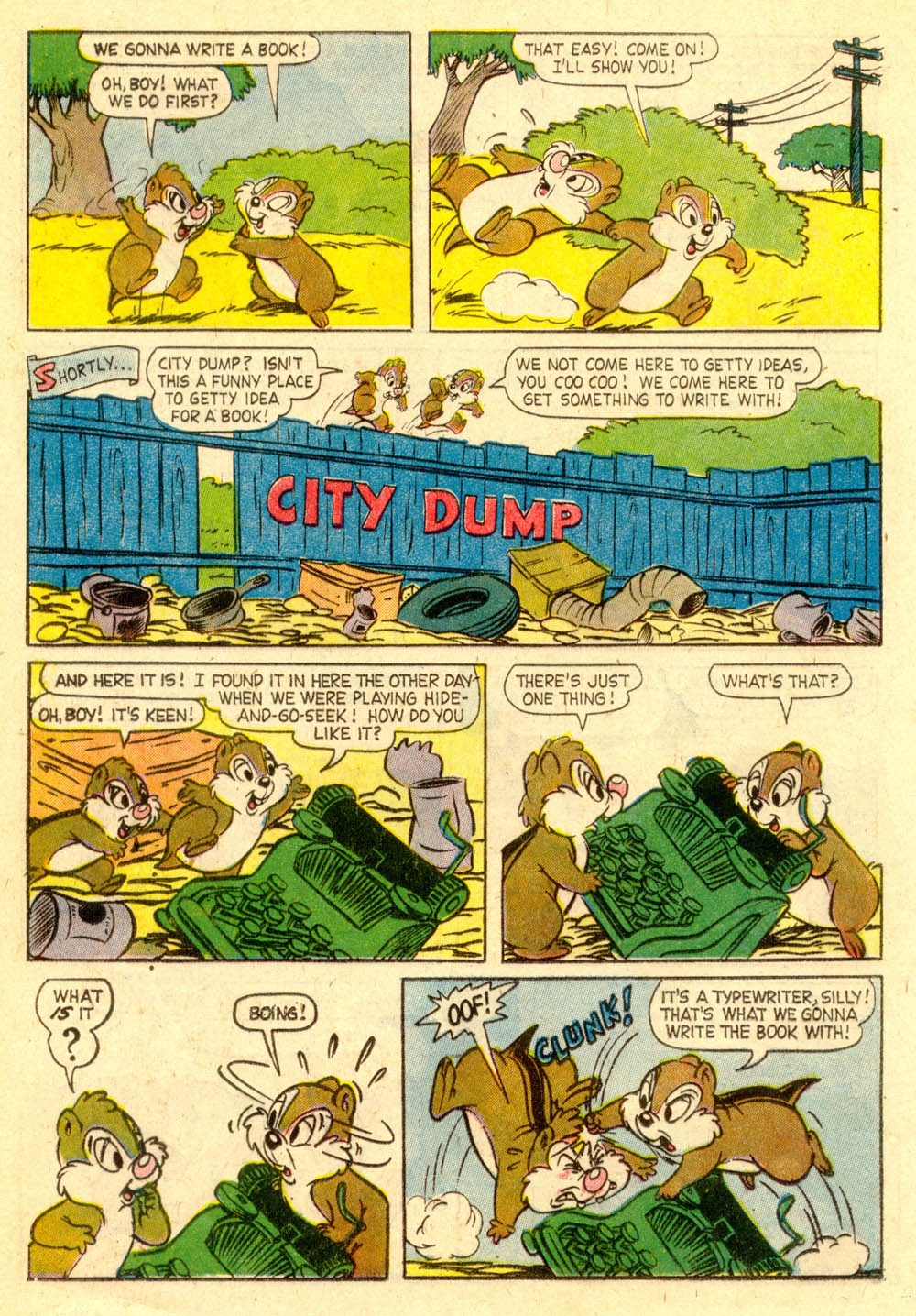 Walt Disney's Comics and Stories issue 222 - Page 20