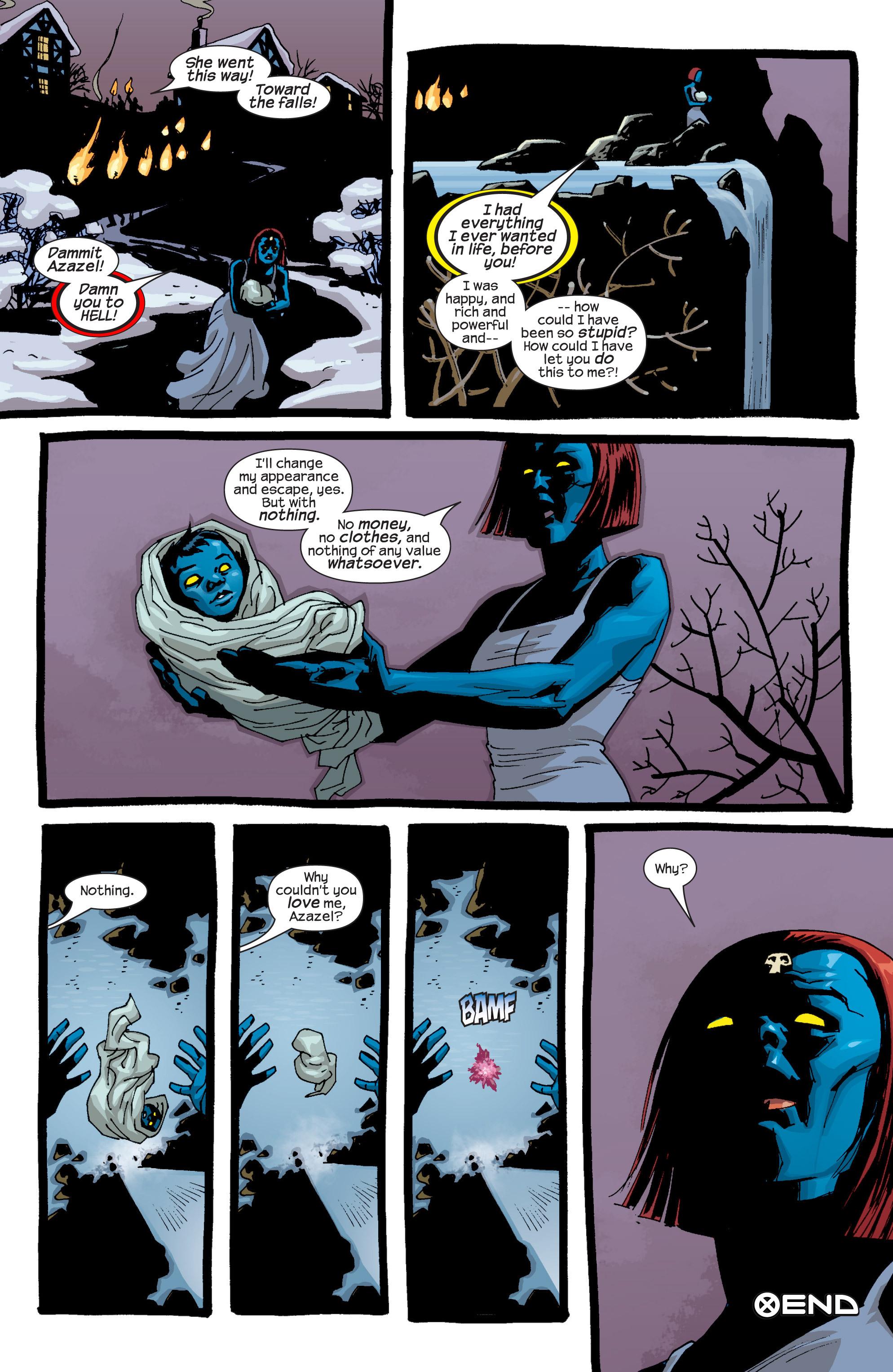 Read online Uncanny X-Men (1963) comic -  Issue #428 - 26