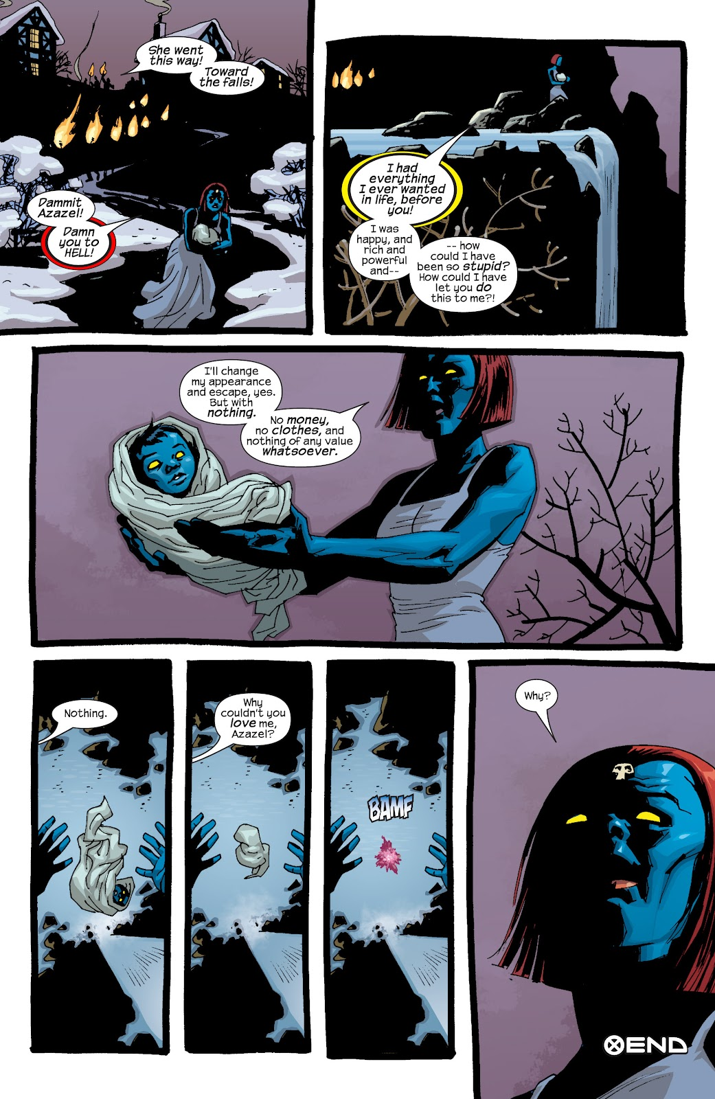 Uncanny X-Men (1963) issue 428 - Page 26
