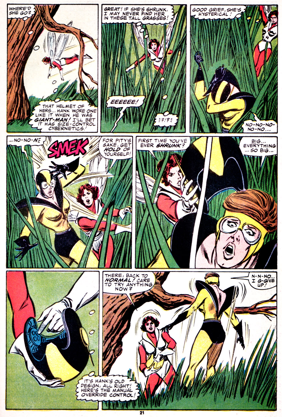The Avengers (1963) 264 Page 21