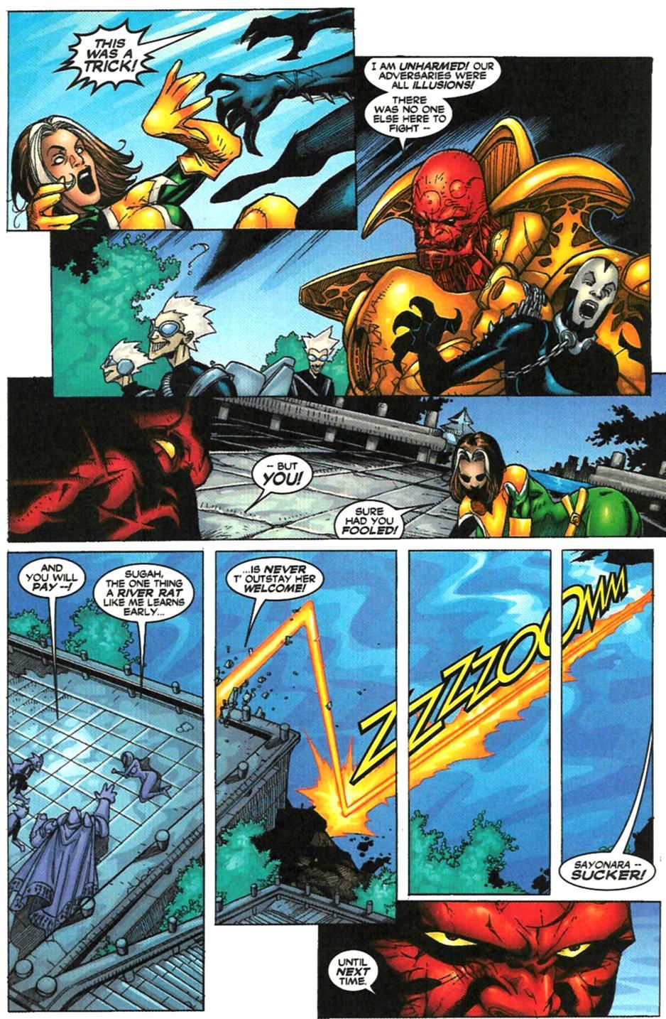 X-Men (1991) 104 Page 21