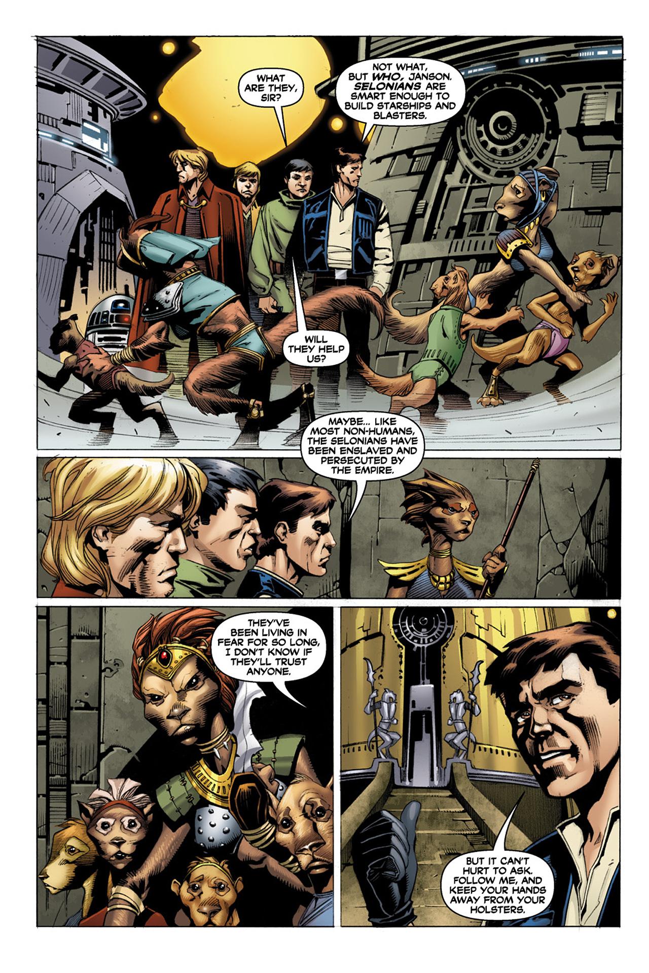 Read online Star Wars Omnibus comic -  Issue # Vol. 1 - 56