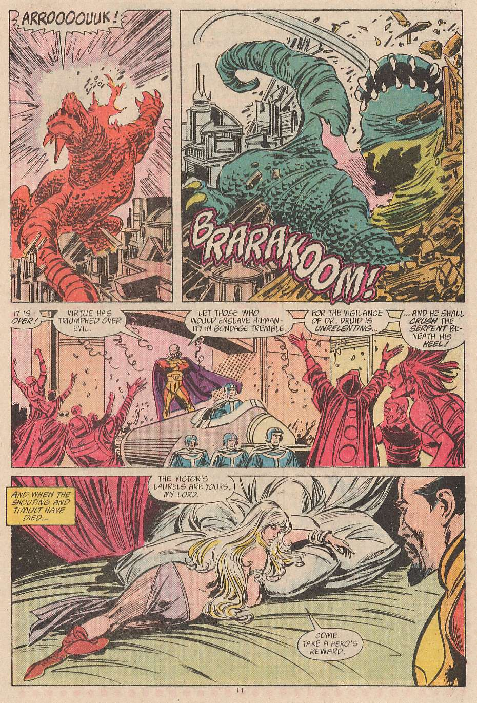 The Avengers (1963) 294 Page 9