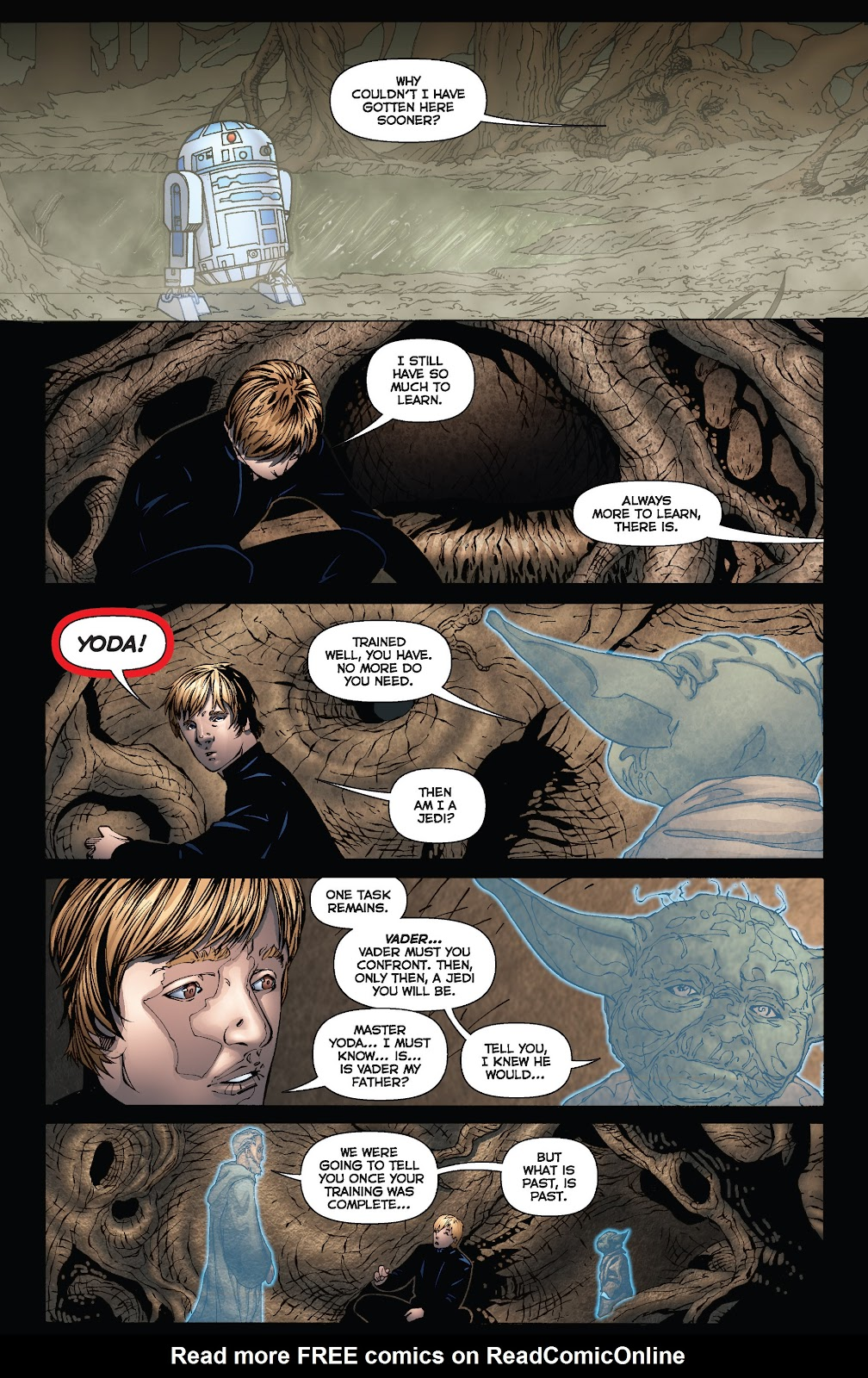 Read online Star Wars Legends: Infinities - Epic Collection comic -  Issue # TPB (Part 3) - 25