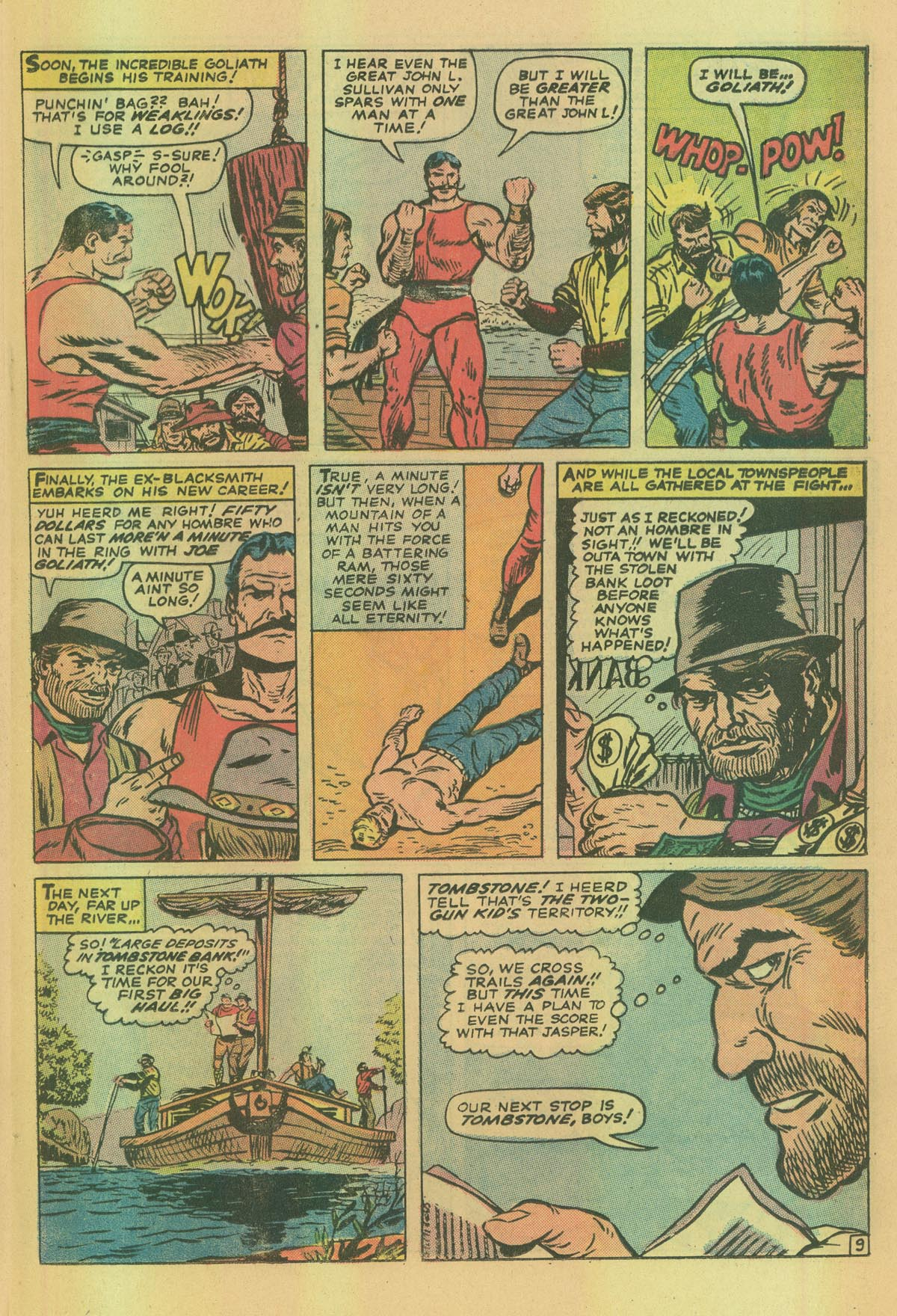 Read online Two-Gun Kid comic -  Issue #114 - 17