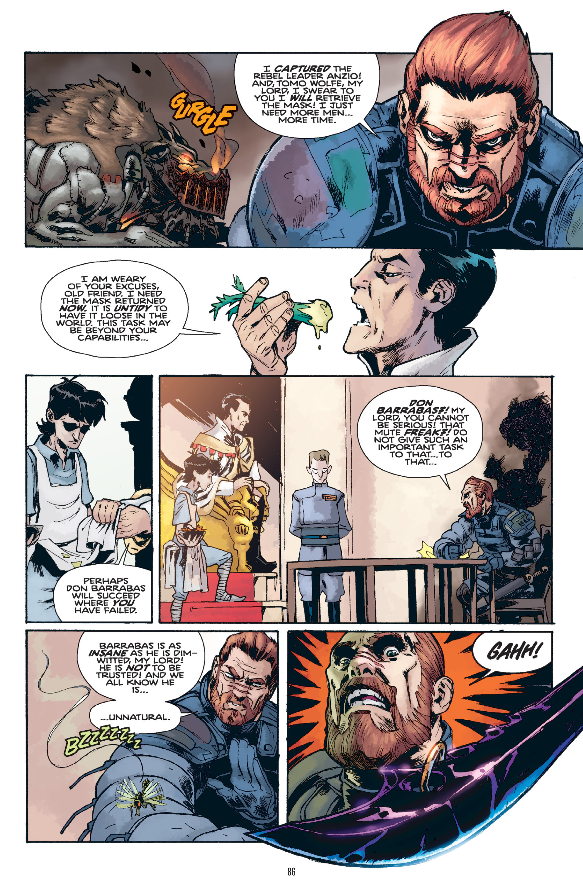 Read online Orchid comic -  Issue # TPB 1 - 85