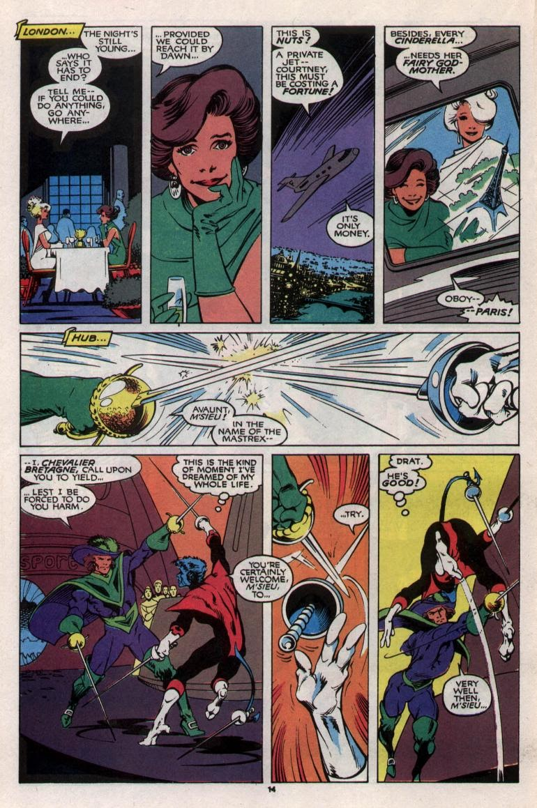 Excalibur (1988) issue 24 - Page 12
