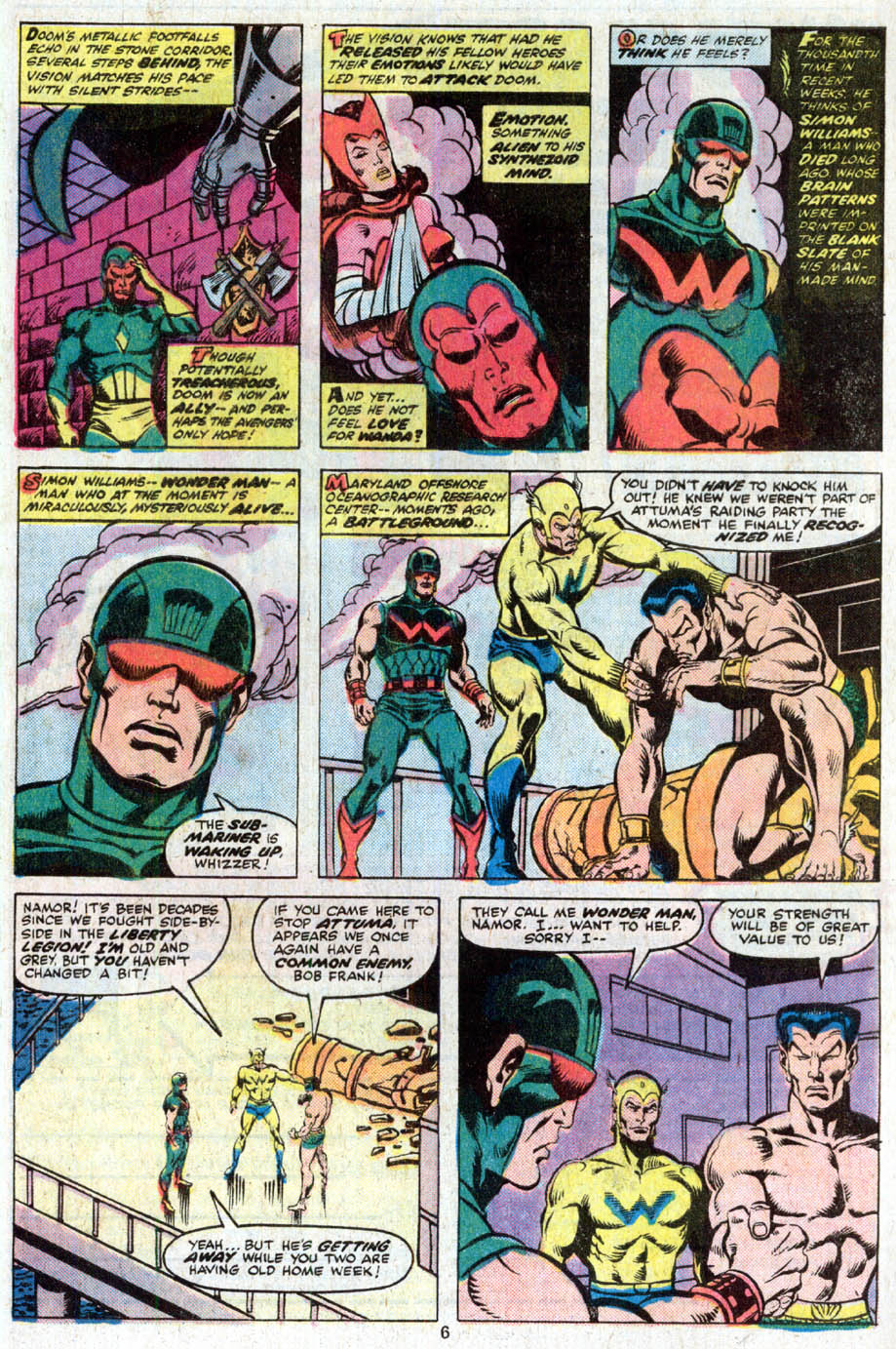The Avengers (1963) 156 Page 4
