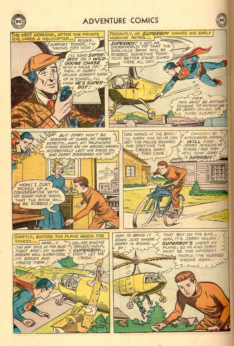 Read online Adventure Comics (1938) comic -  Issue #263 - 10