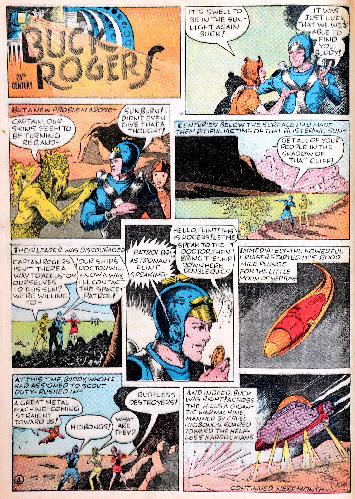Read online Famous Funnies comic -  Issue #38 - 22