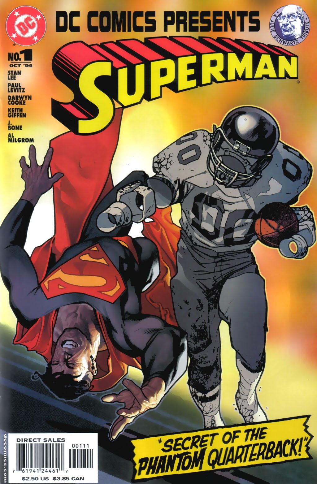 DC Comics Presents (2004) Superman Page 1