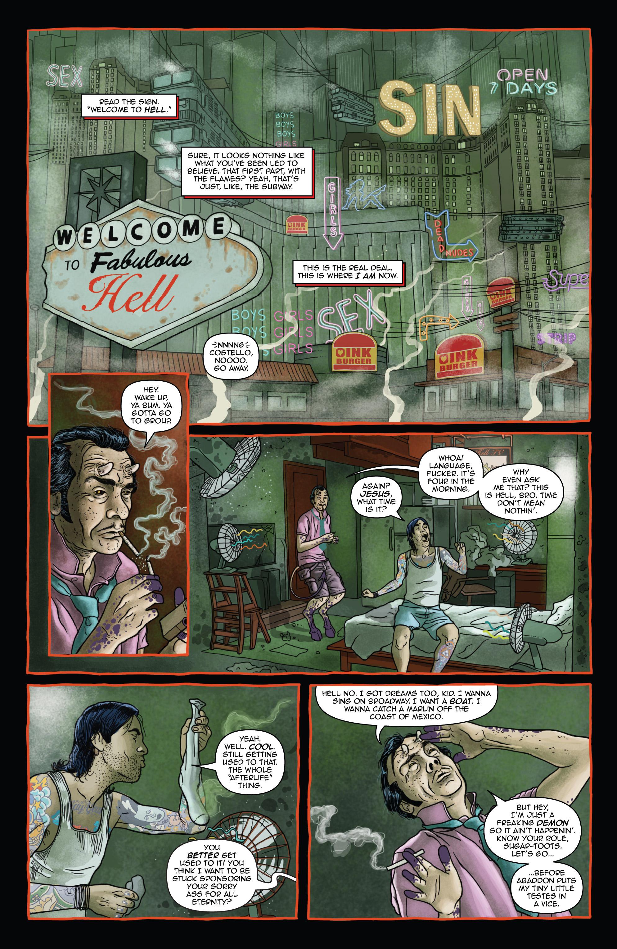 Read online Helena Crash comic -  Issue #3 - 29