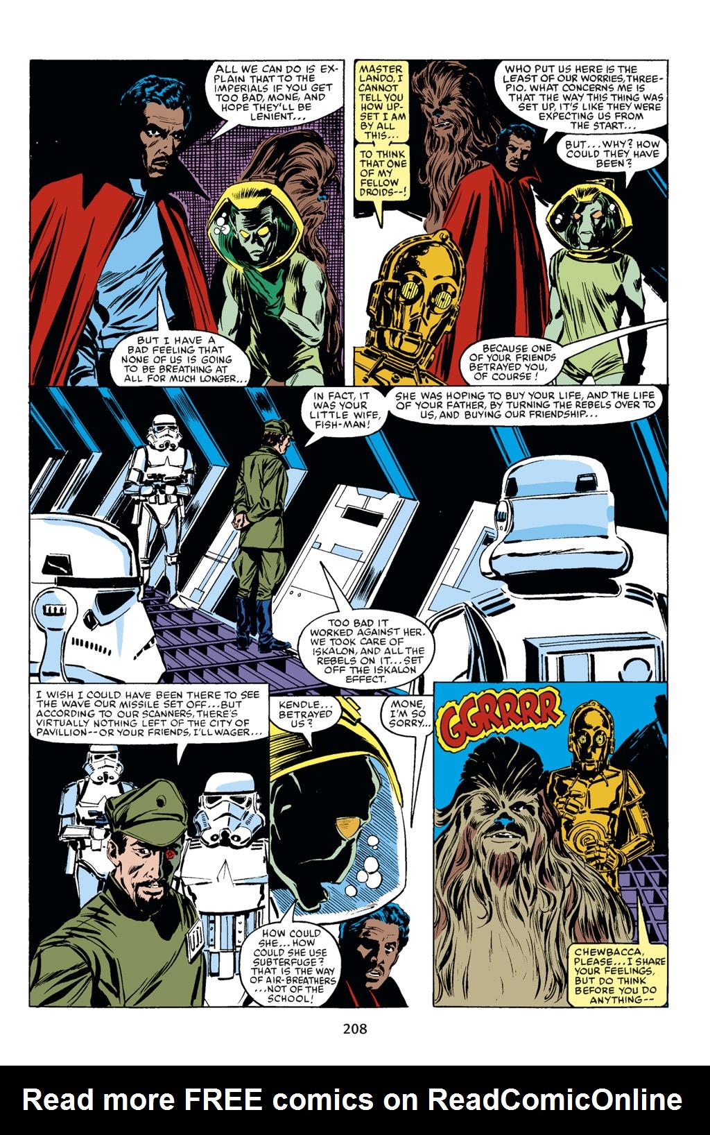 Read online Star Wars Omnibus comic -  Issue # Vol. 18 - 195