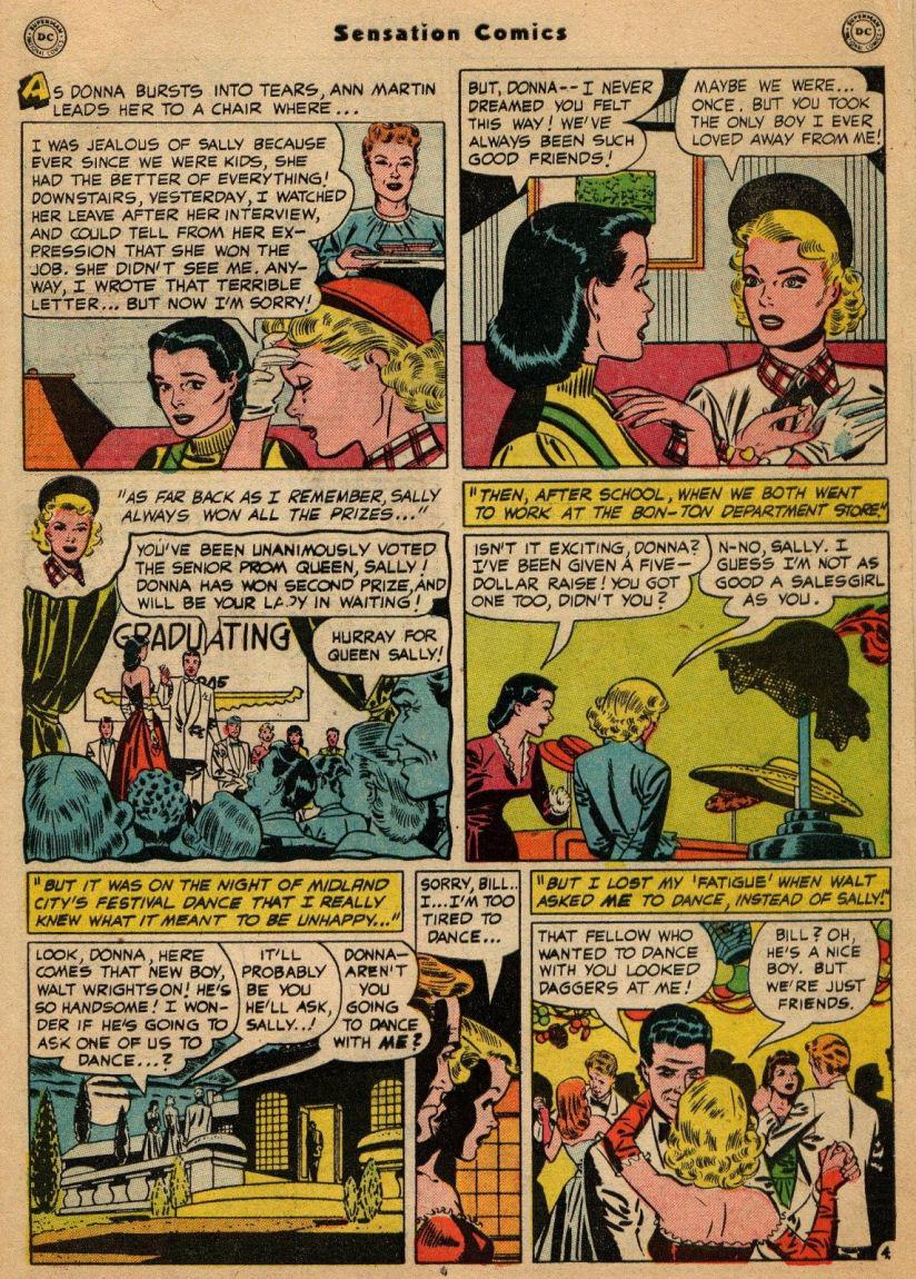 Read online Sensation (Mystery) Comics comic -  Issue #100 - 45