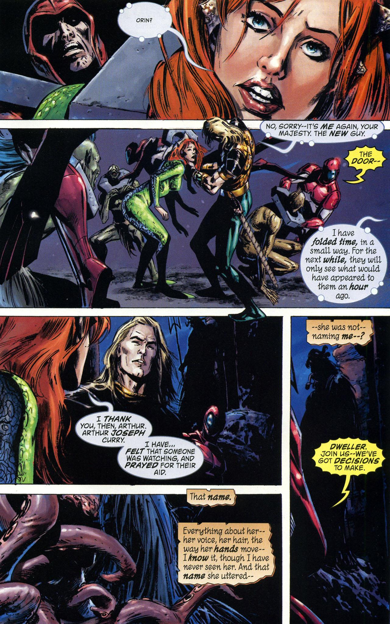 Read online Aquaman: Sword of Atlantis comic -  Issue #44 - 12
