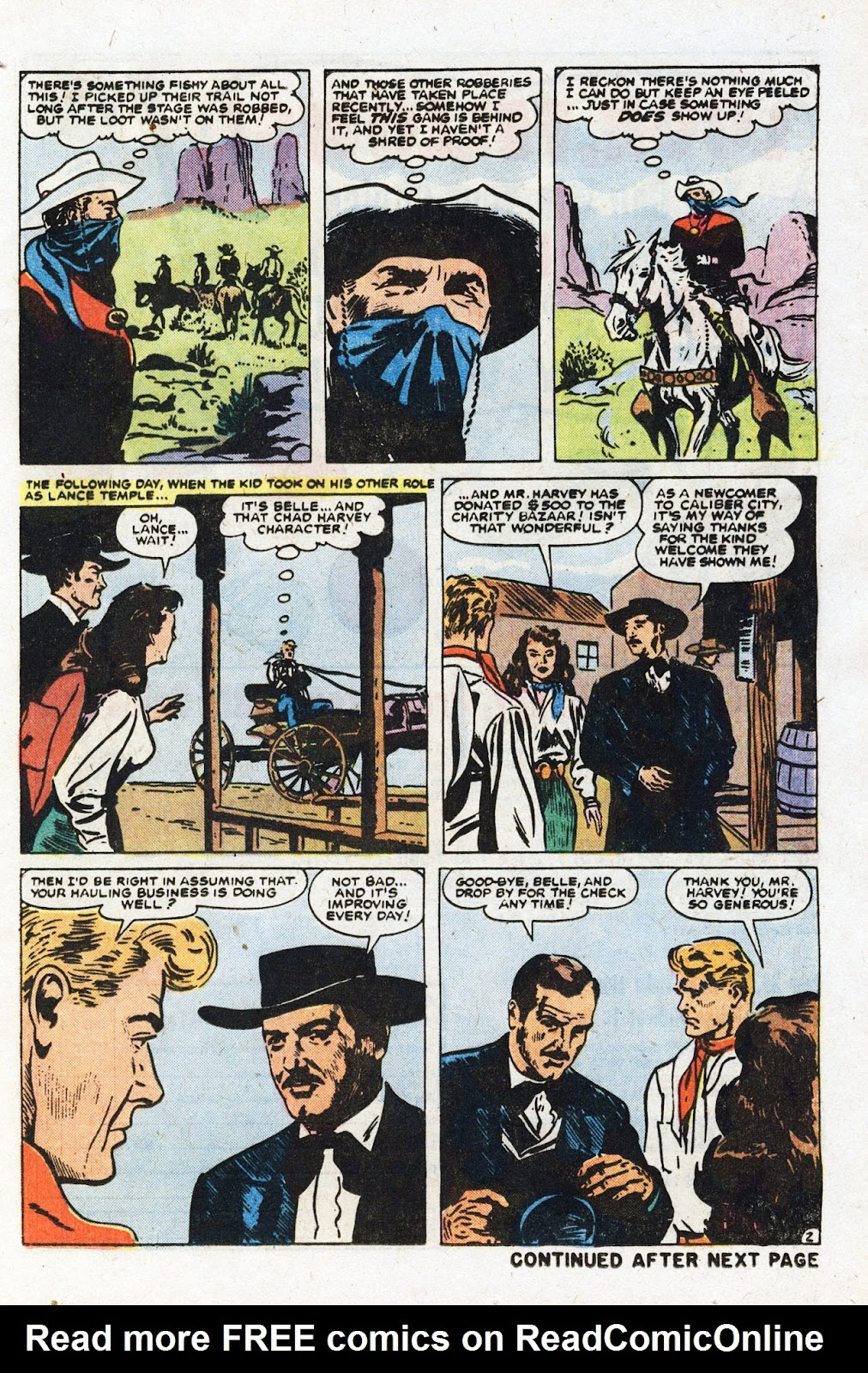 The Outlaw Kid (1970) issue 22 - Page 13