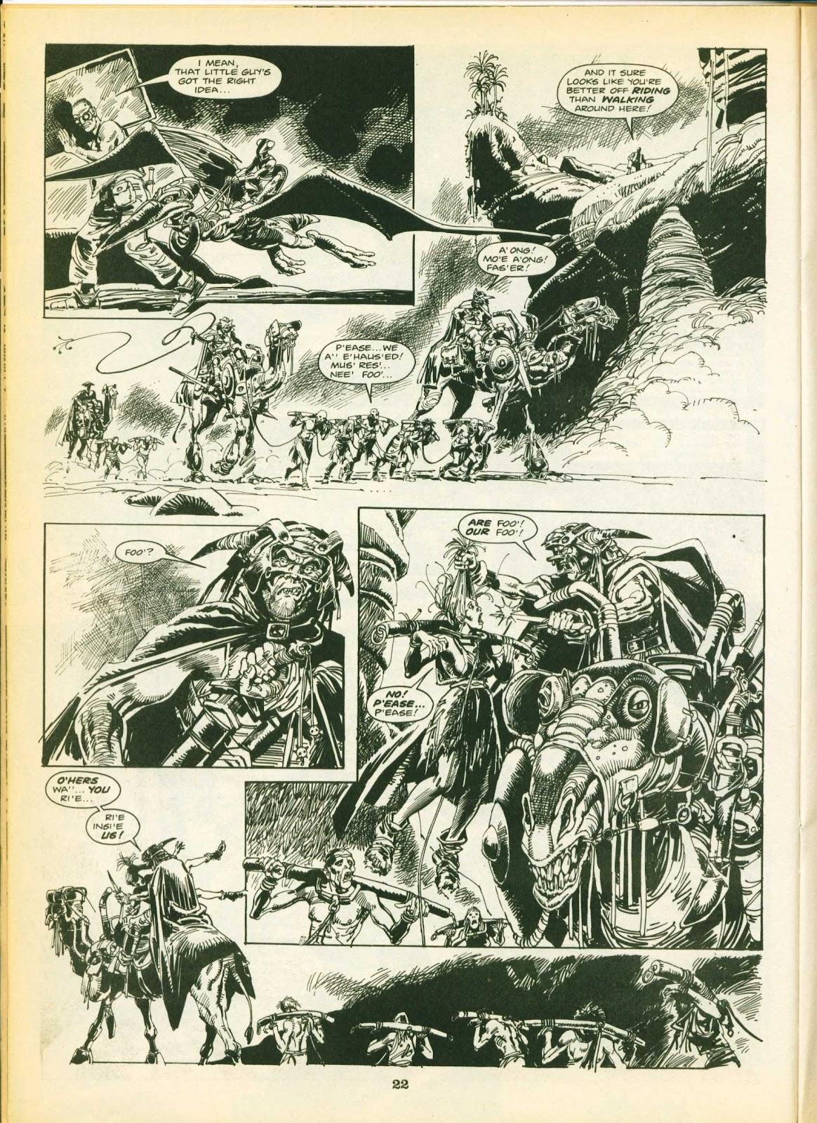 Warrior Issue #15 #16 - English 22
