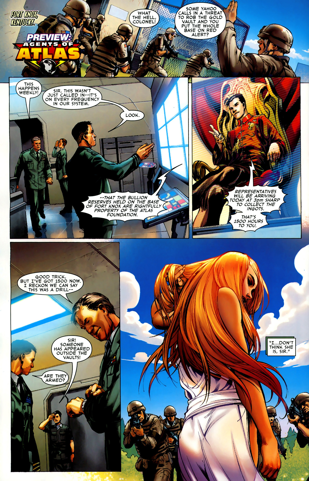 Read online Secret Invasion: Dark Reign comic -  Issue # Full - 34