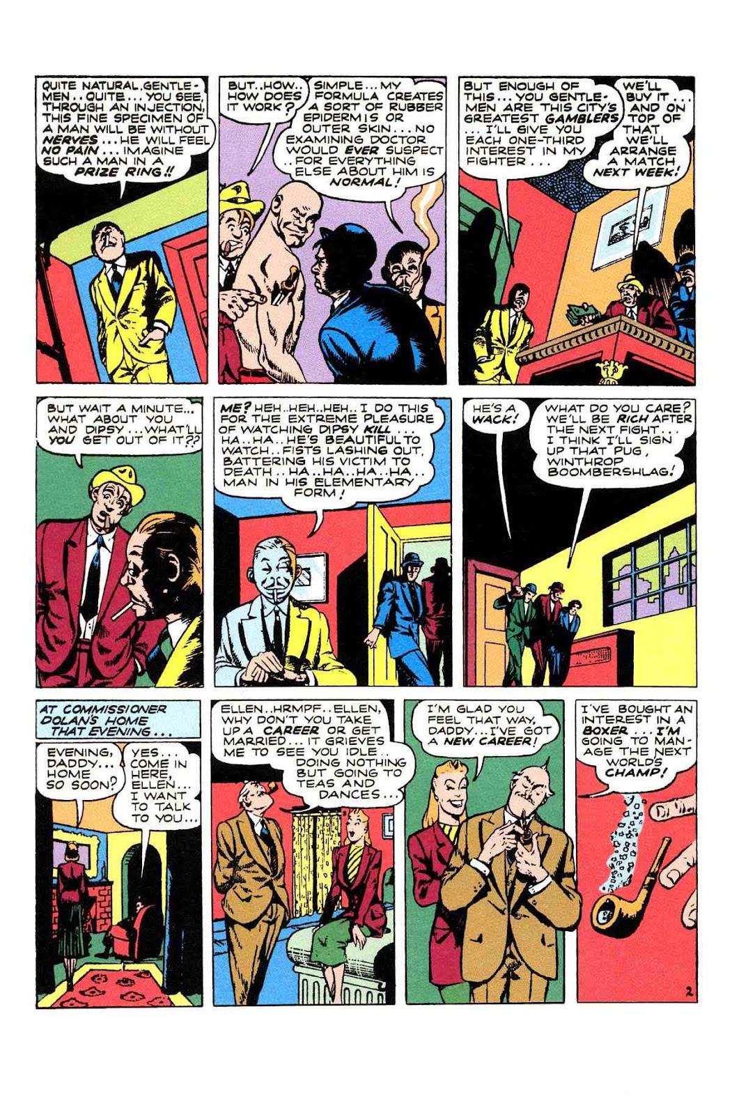 Read online Will Eisner's The Spirit Archives comic -  Issue # TPB 2 (Part 1) - 90