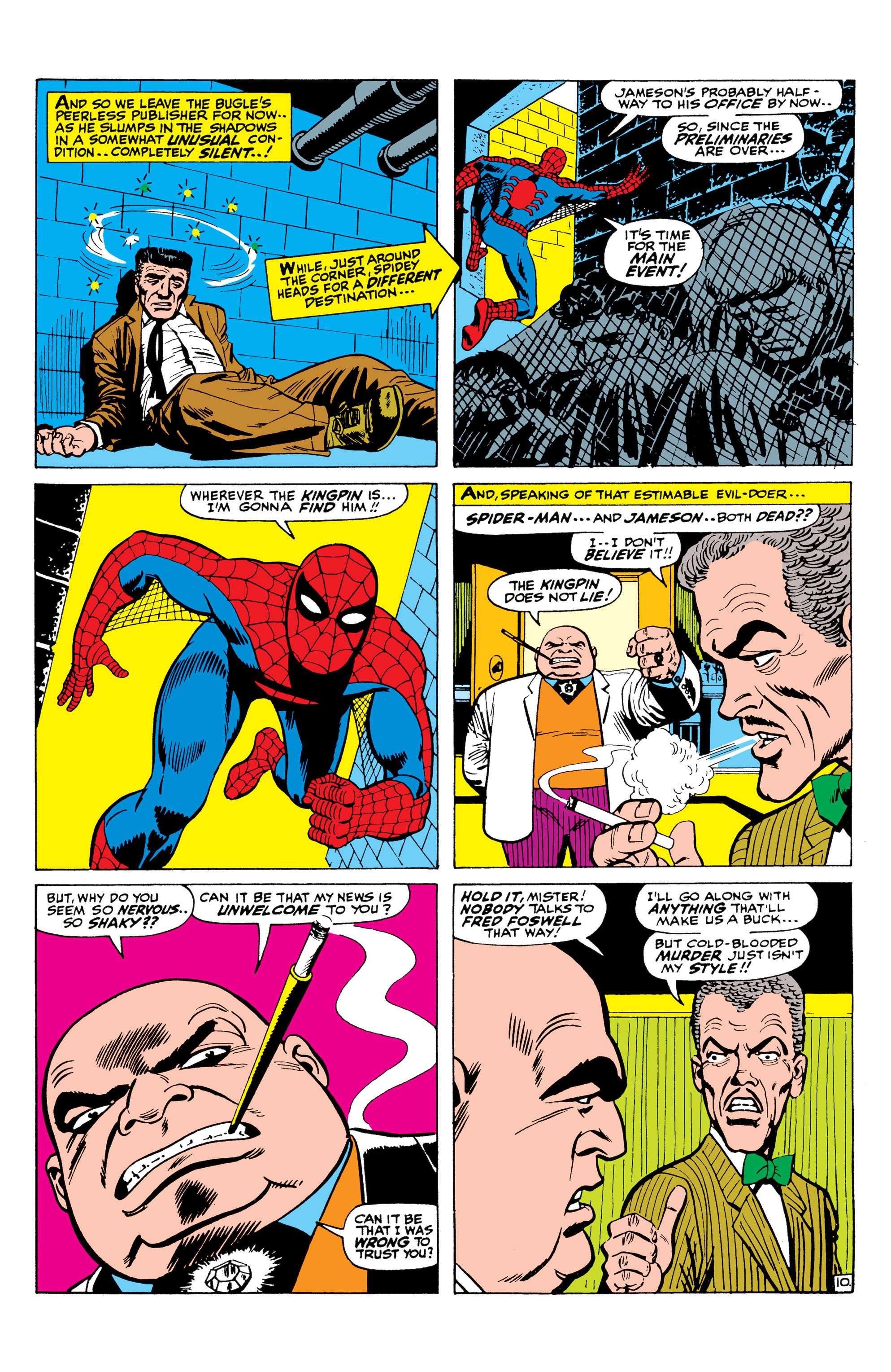 The Amazing Spider-Man (1963) 52 Page 10