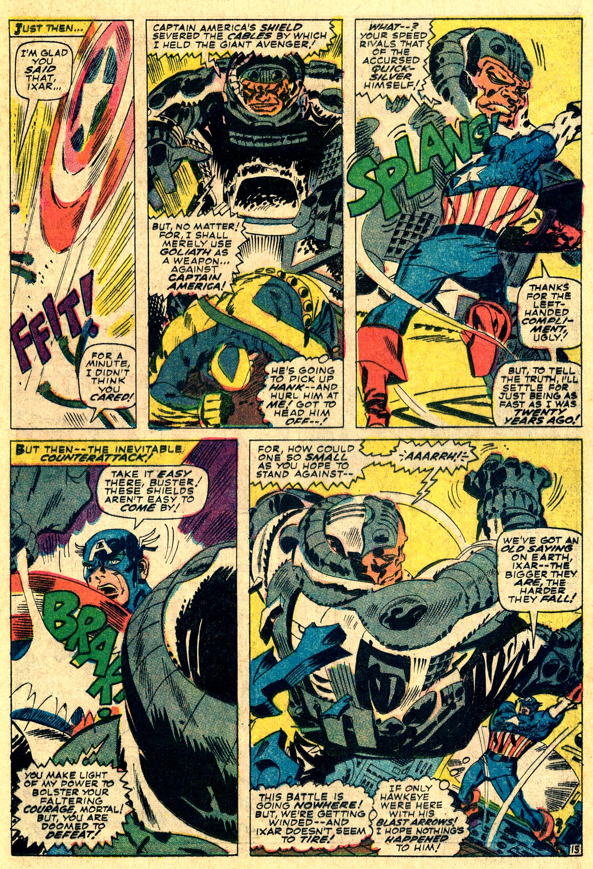 The Avengers (1963) 37 Page 20