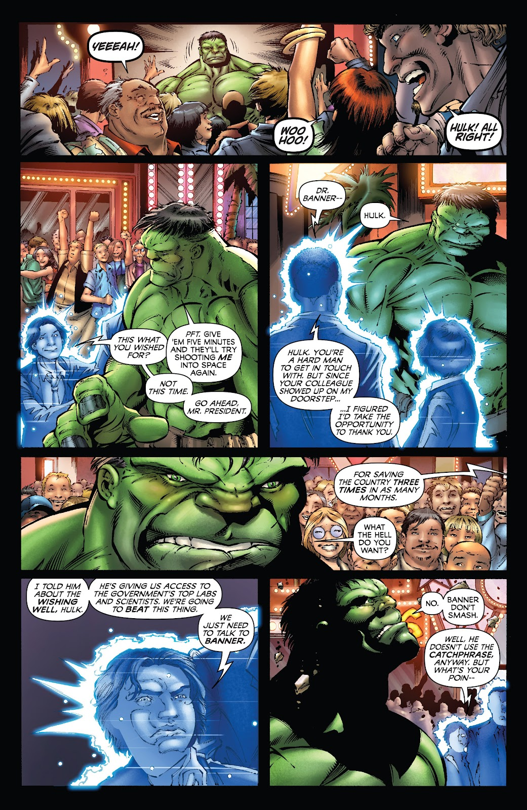 Read online Incredible Hulks (2010) comic -  Issue # _TPB Heart of the Monster - 44