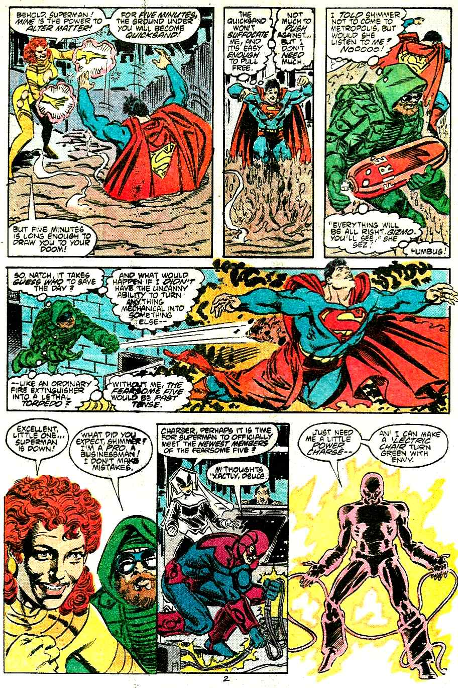 Adventures of Superman (1987) 430 Page 2