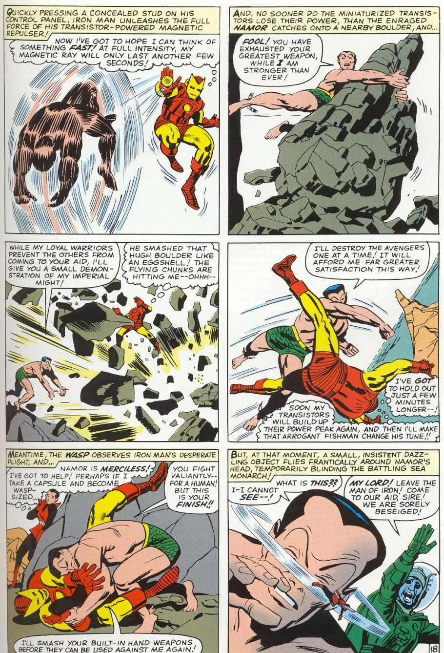 The Avengers (1963) 4 Page 18